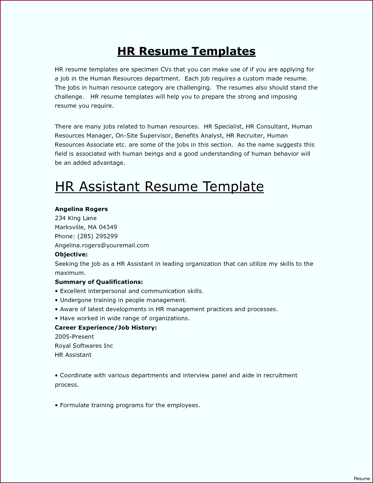 Letter Of Resignation Template Word 2007 - 10 Template for Resignation Letter Template Update234