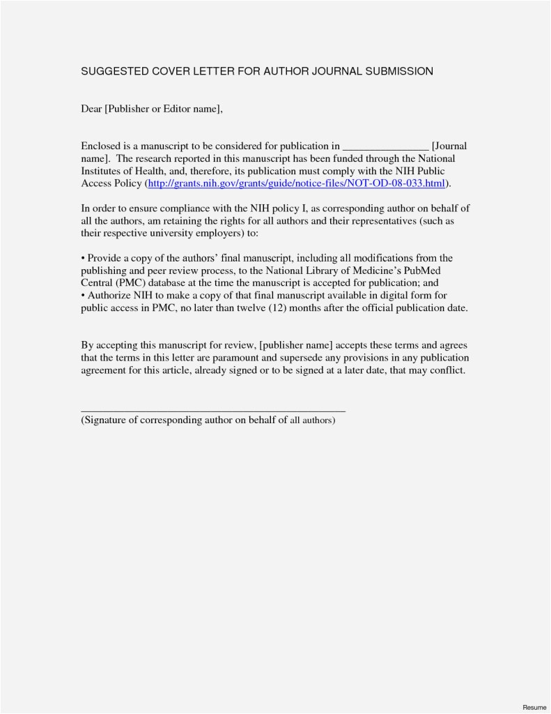 Letter to the Editor Template - 21 Best Examples Cover Letters for Resume Model