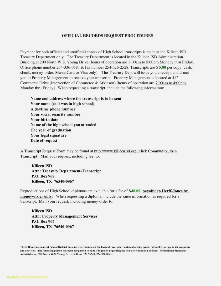 Demand Letter Template Texas - 23 Best Signature Letter format