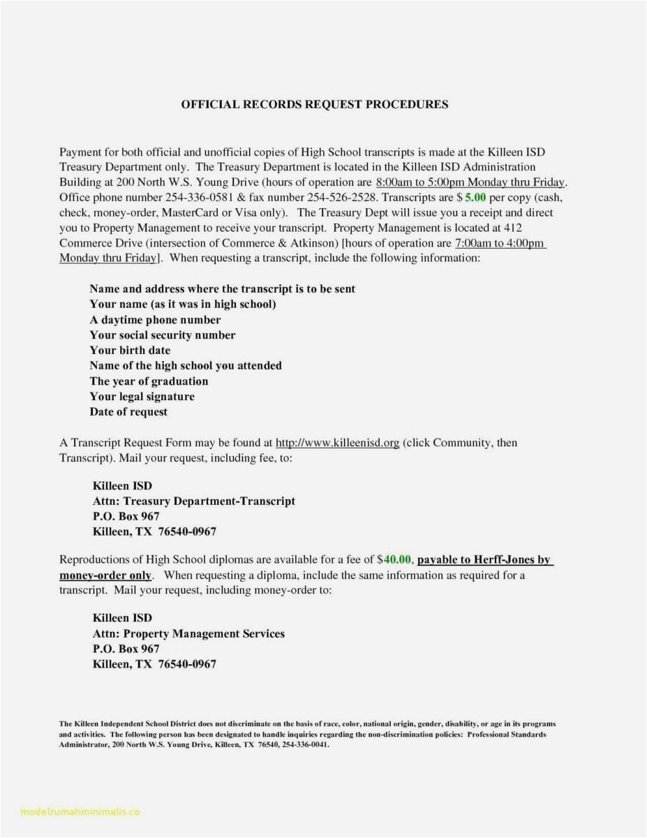 Demand Letter Template Texas - 23 Best Signature Letter format