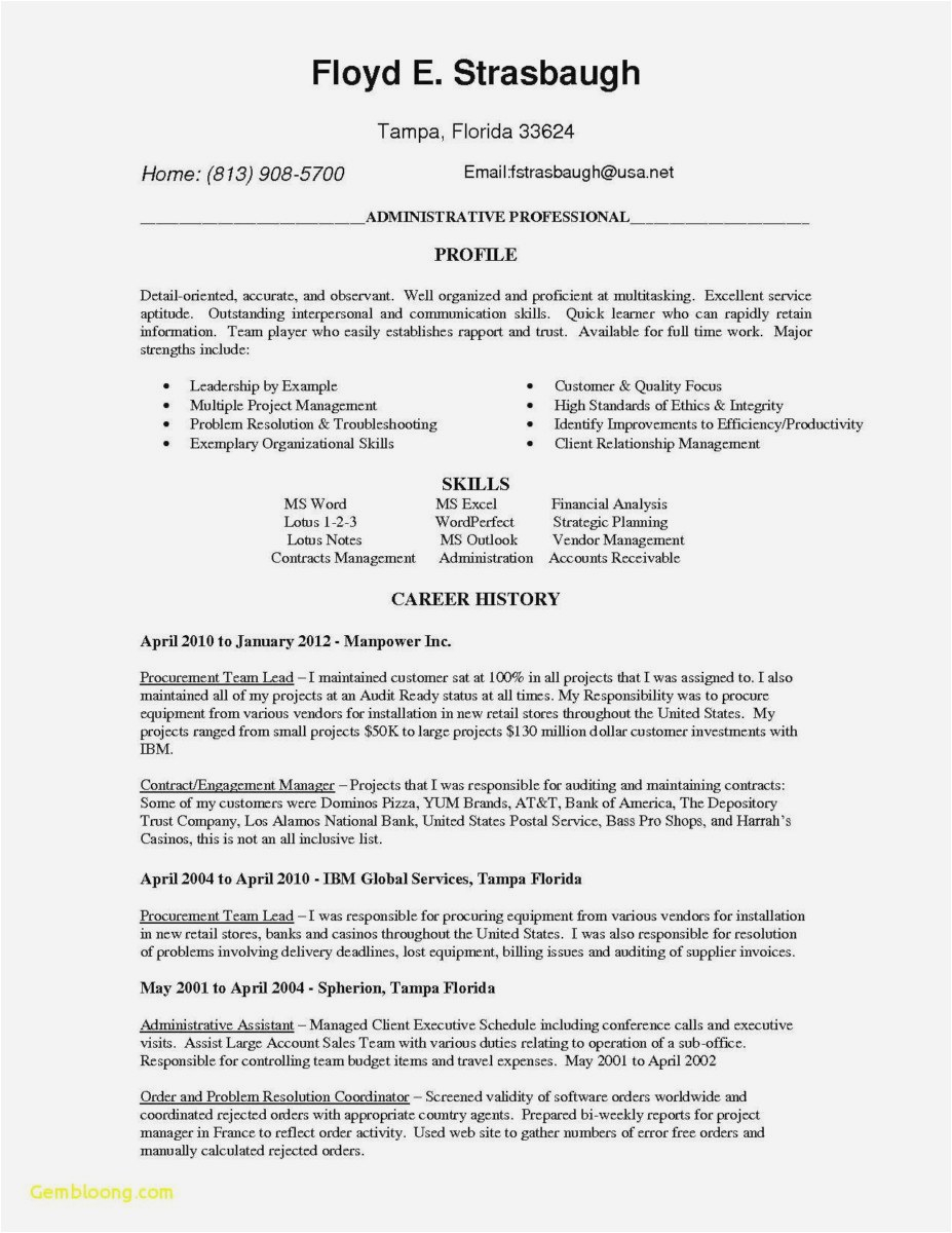 Trust Distribution Letter Template - 26 Excellent Cover Letter New
