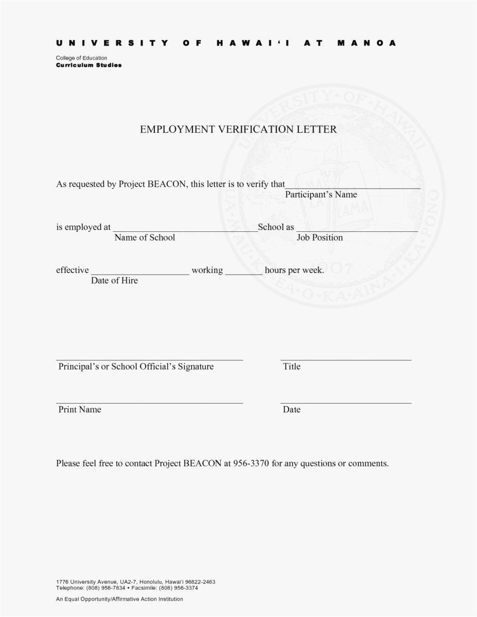 free employment verification letter template download 27 employment verification letter template word simple