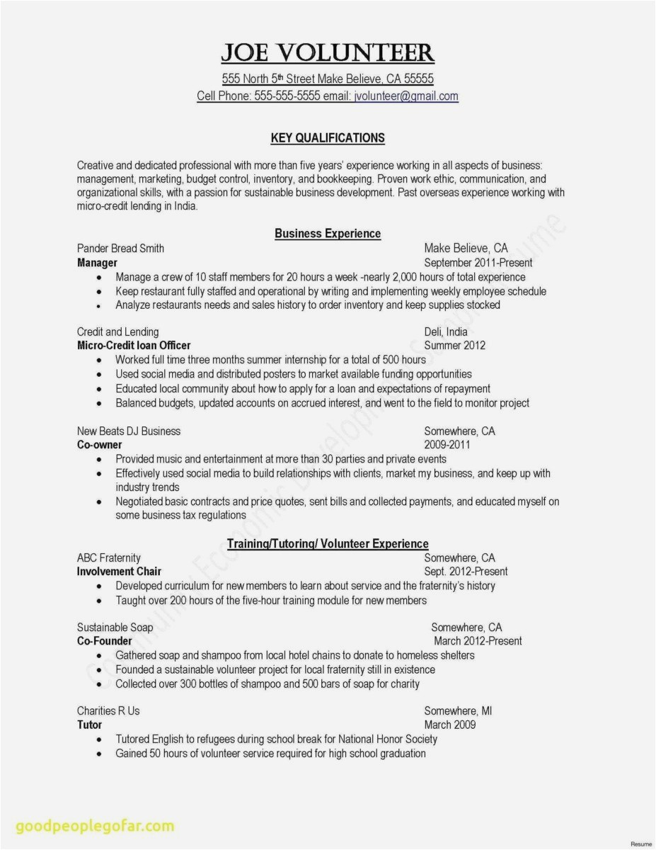 Basic Cover Letter Template Free - 27 Generic Cover Letter Template Free