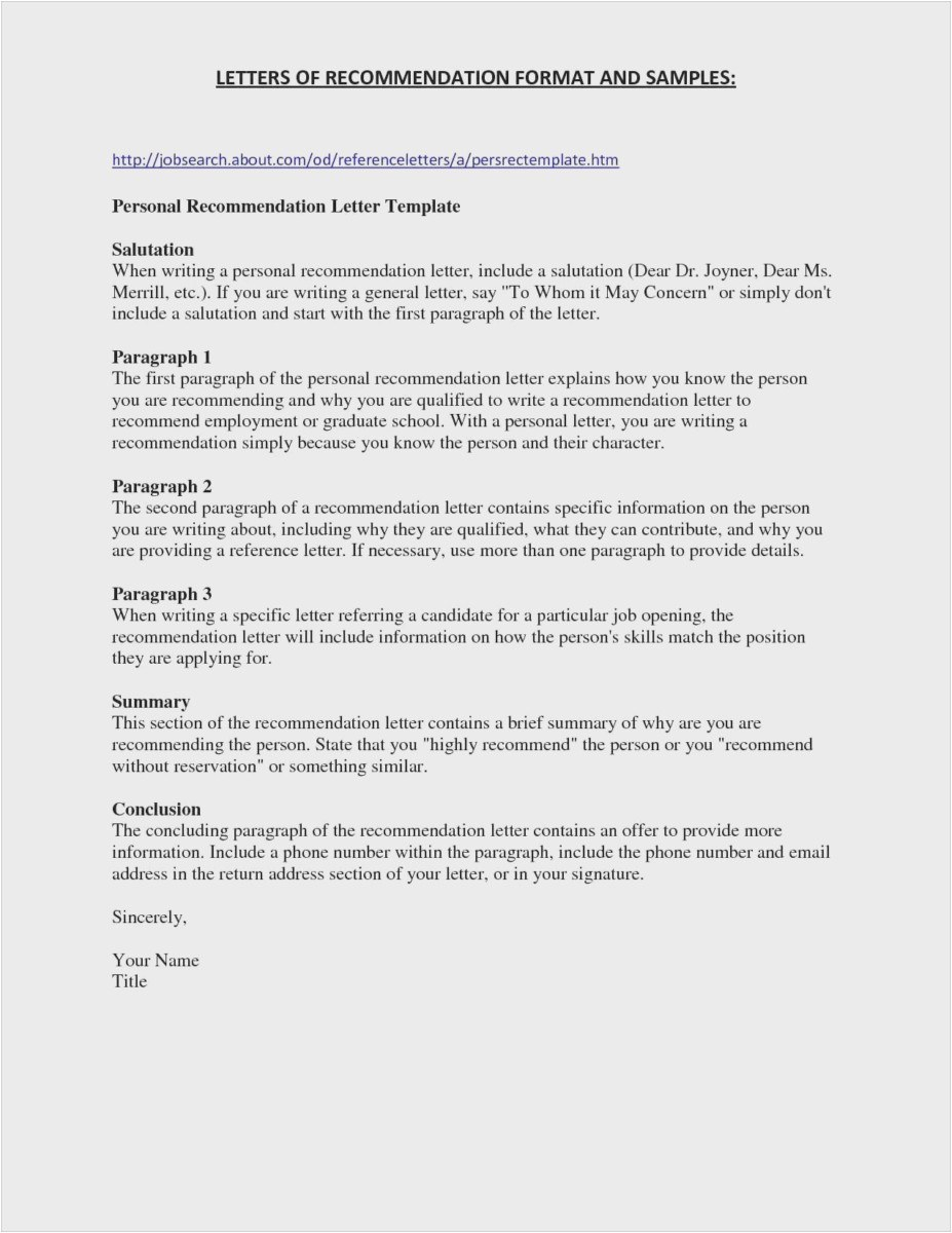 Simple Cover Letter Template Free - 27 Generic Cover Letter Template Free