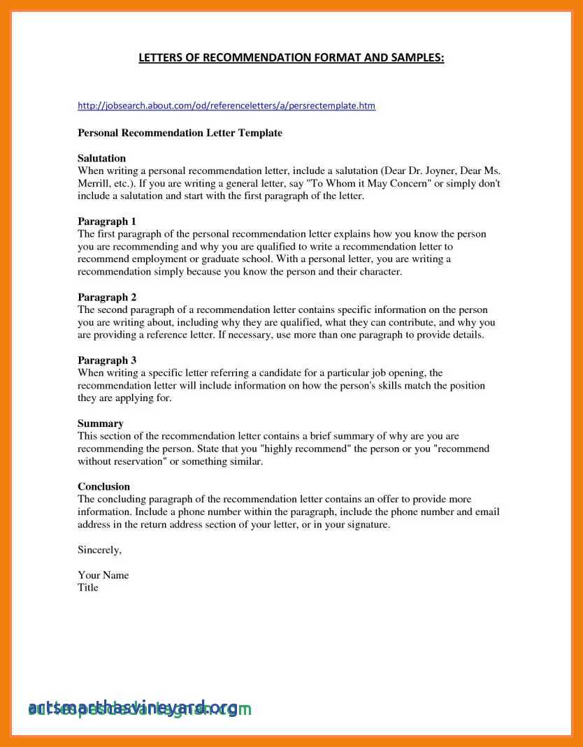Generic Reference Letter Template - 3 4 Letters Re Mendation for Nursing School Elegant Character From