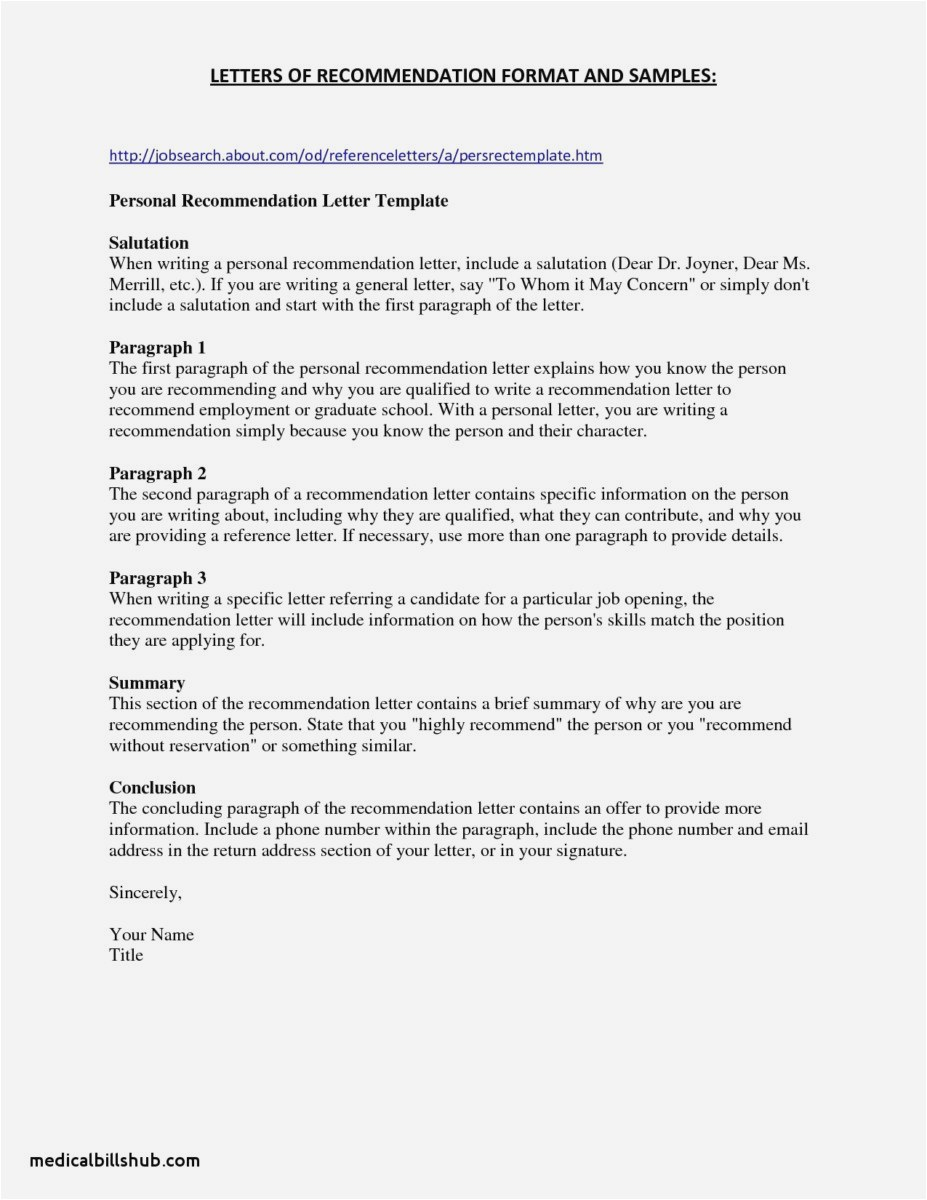 Free Letter Of Employment Template - 30 Free Cover Letter for Application Example