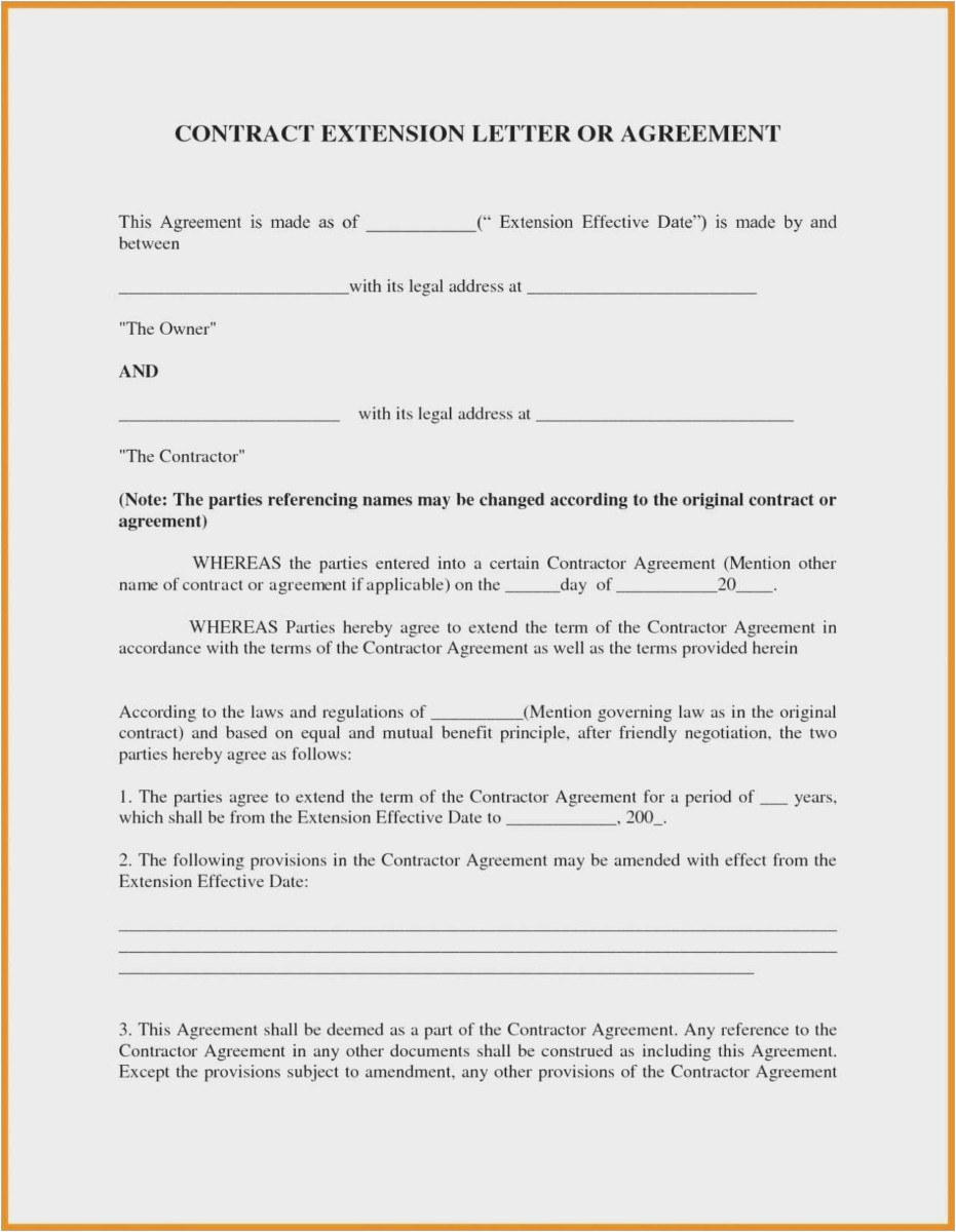 Lease Renewal Reminder Letter Template - 30 Free Lease Renewal Letter Example