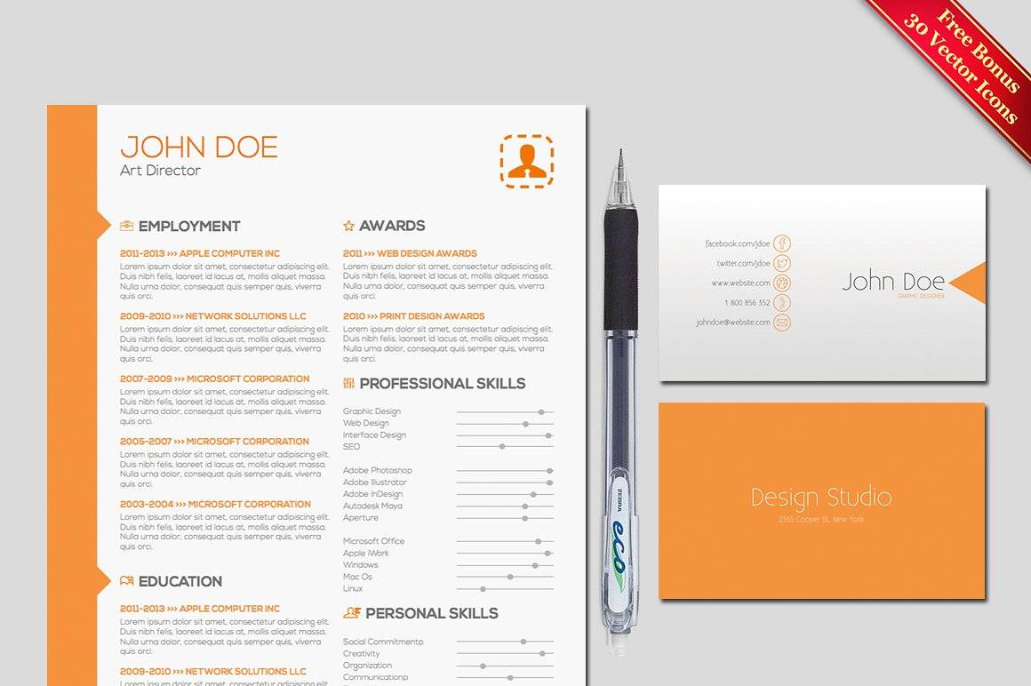Indesign Letter Template - 30 New Update Adobe Indesign Resume Template Professional Resume