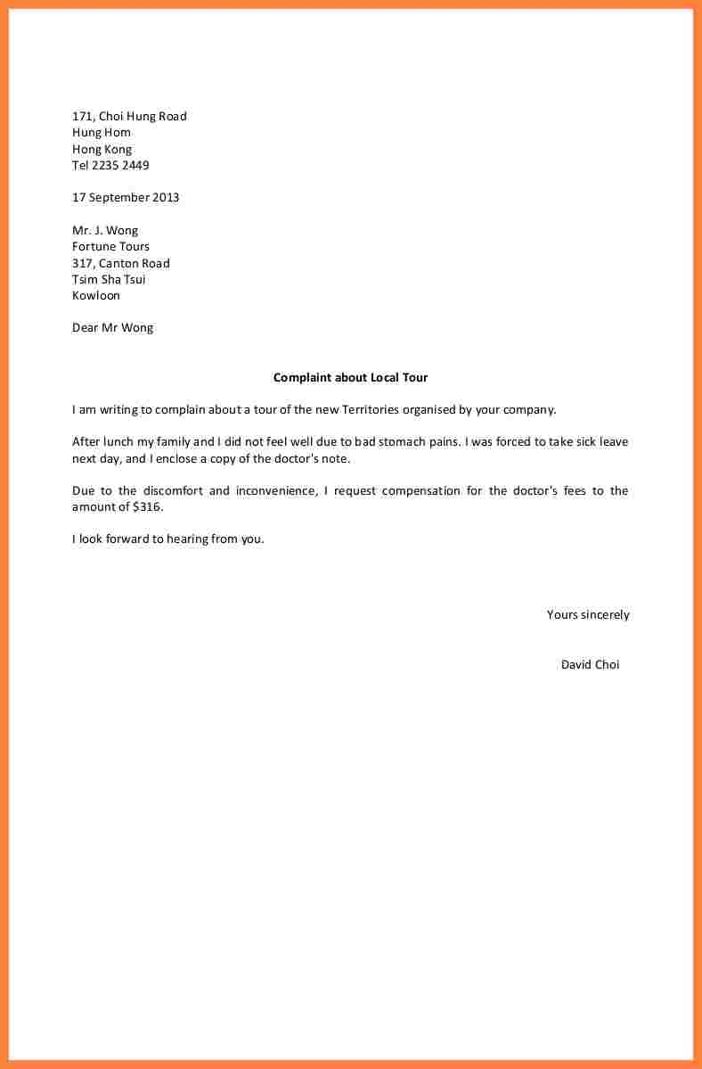 Pregnancy Confirmation Letter Template - 5 Example Of Pregnancy Confirmation Letter