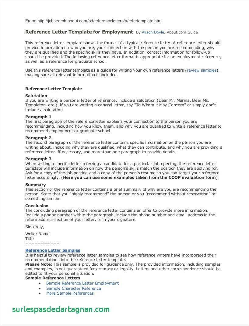 Character Reference Letter Template - 9 Employee Reference Letter Examples & Samples In Pdf Beautiful