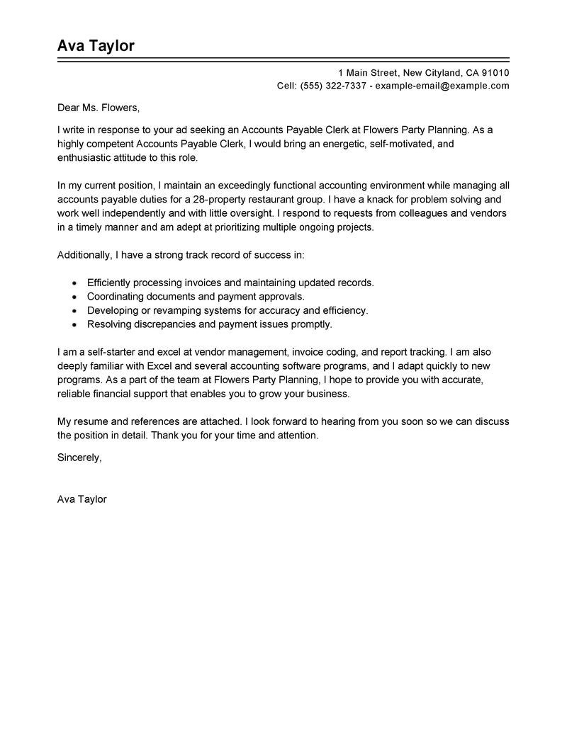 Timeshare Cancellation Letter Template - Accounts Payable Specialist Cover Letter Sample Jobs