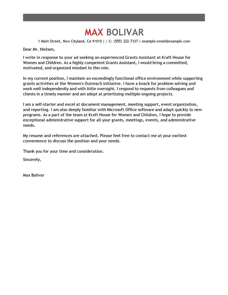 Personal assistant Cover Letter Template - Administrative assistant Specialist Cover Letter Acurnamedia
