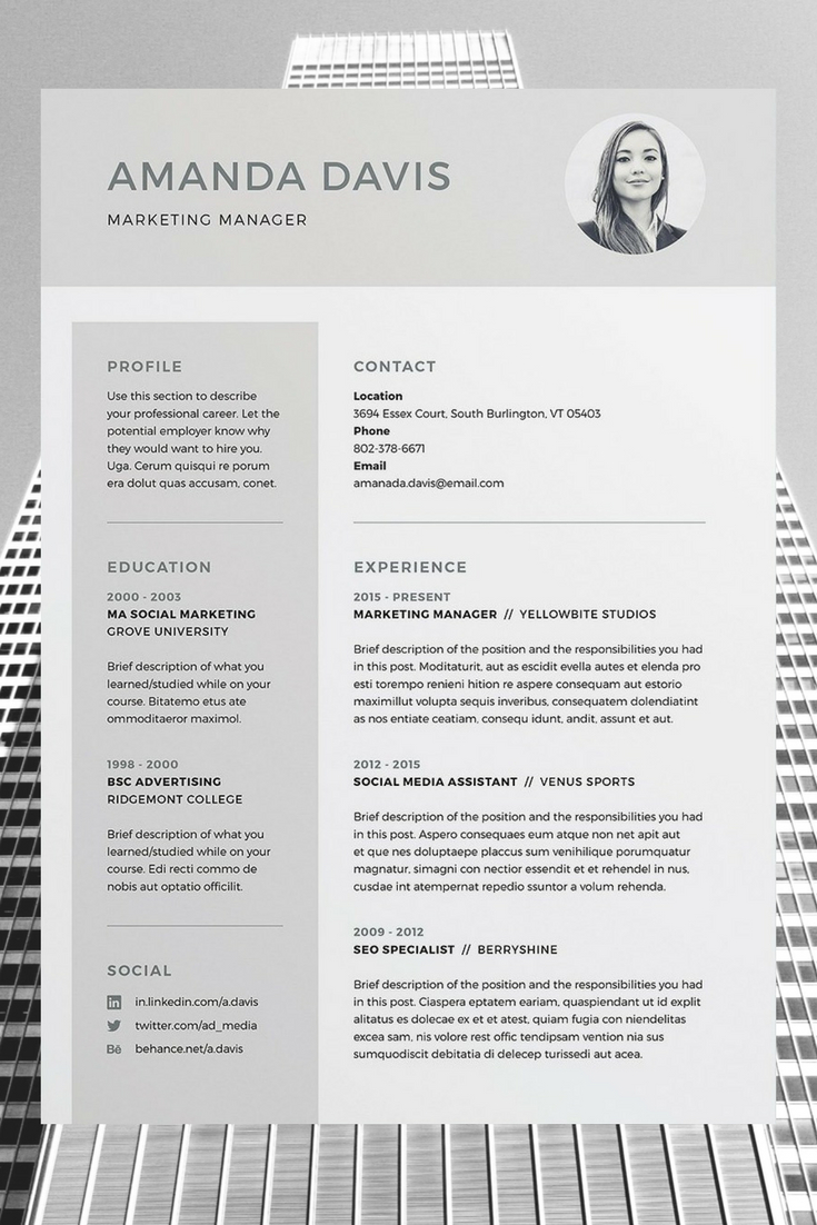 indesign letter template samples letter template collection