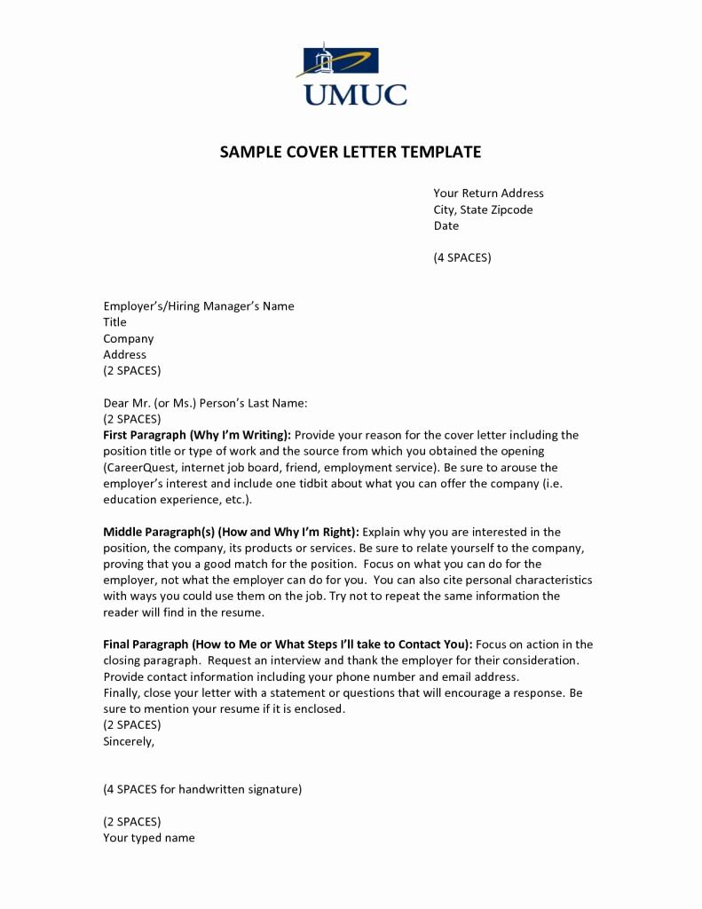 Will Serve Letter Template - Application Letter for Employment New Model Cover Letter Lovely