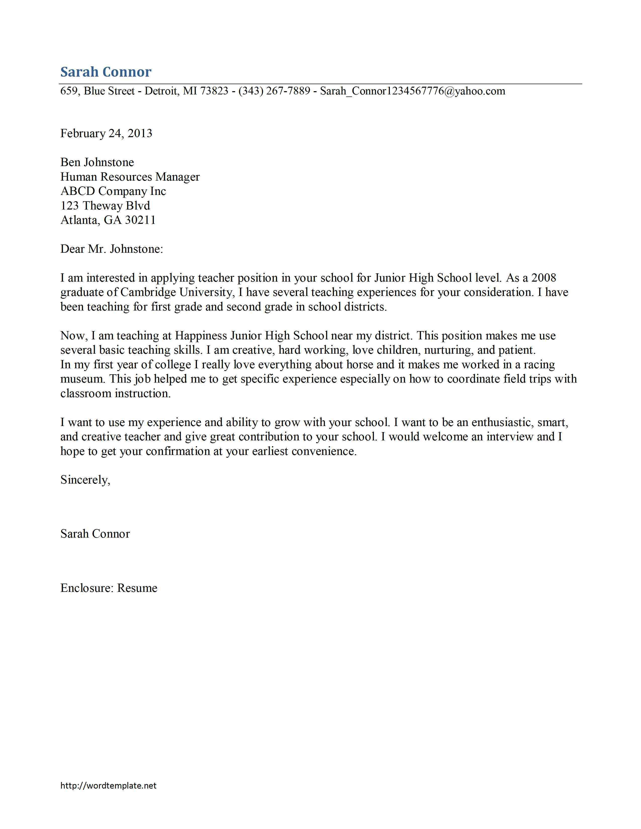 Final Notice before Legal Action Letter Template Uk - Application Letter for Experience Certificate for Teacher Penn State