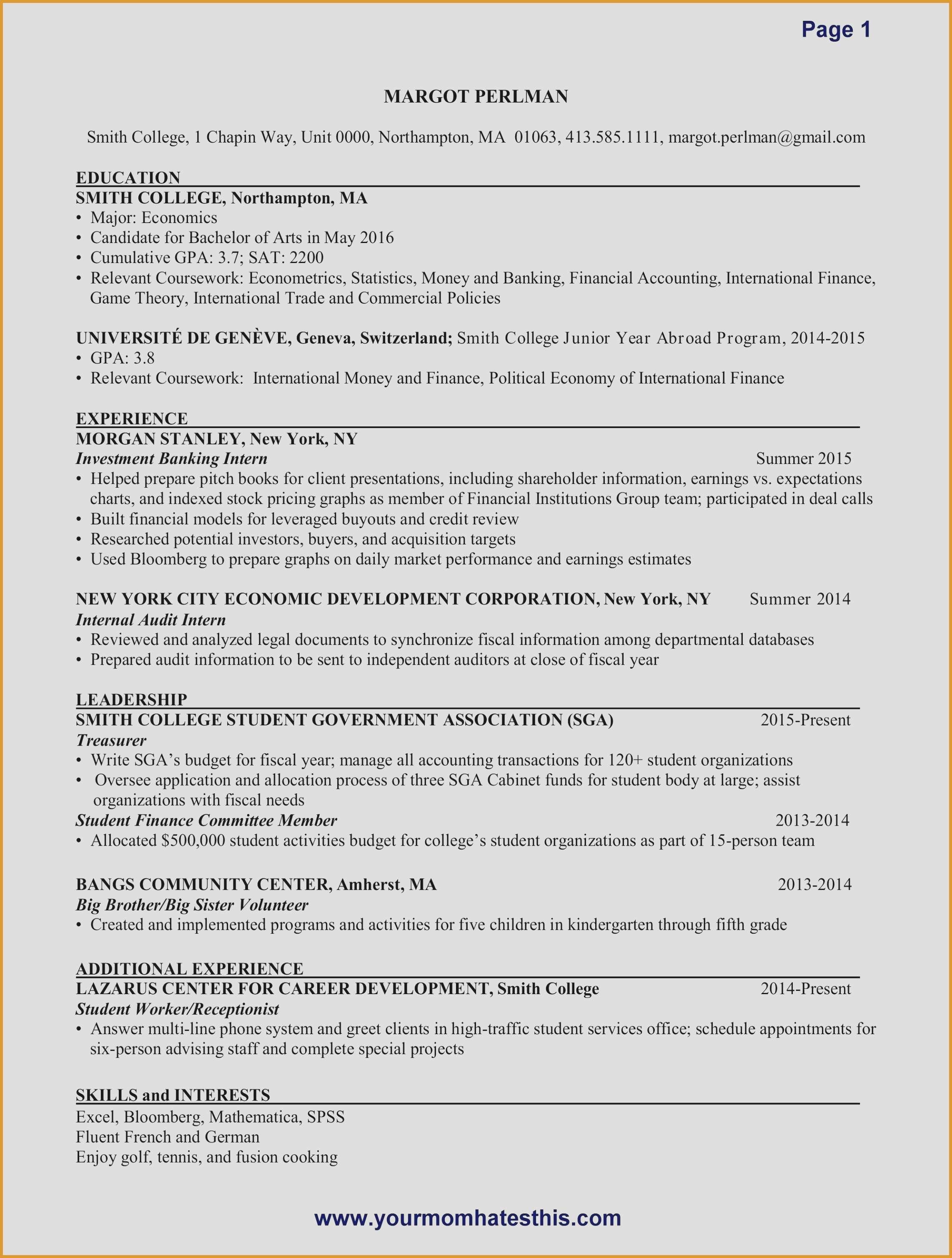 Shareholder Letter Template - Best Fonts for Resume