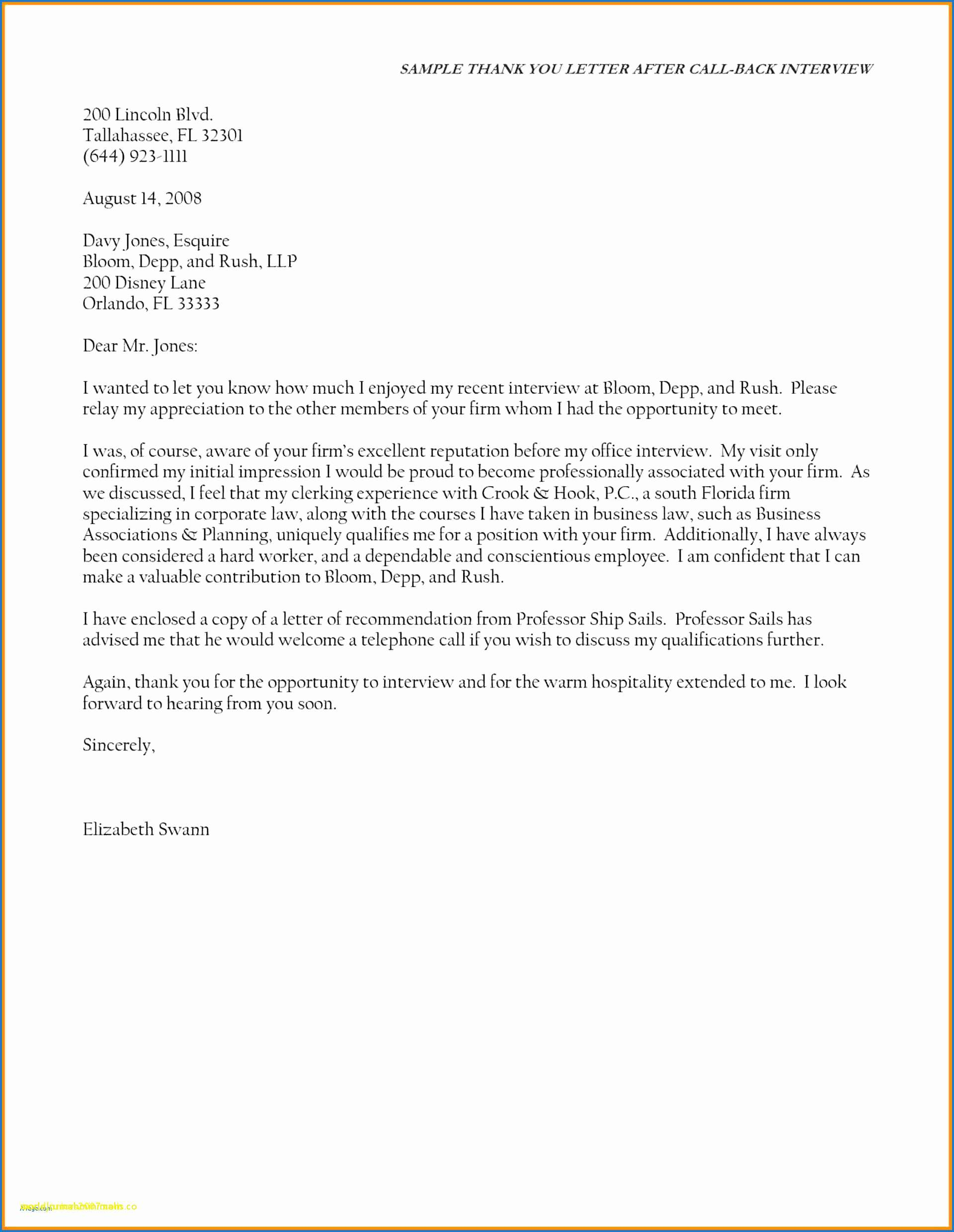 Welcome Letter Email Template