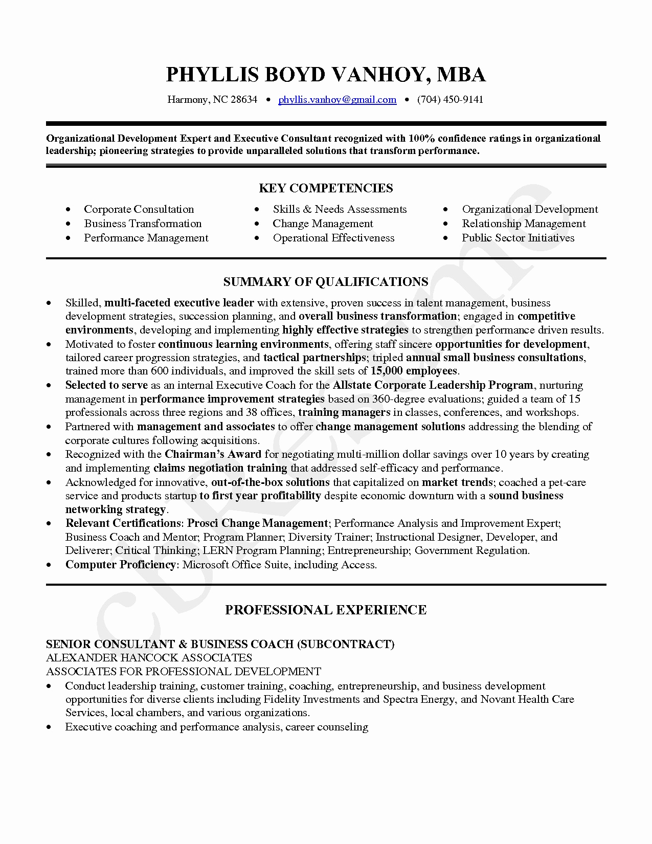 Google Docs Letter Template - Best Google Docs Resume Template