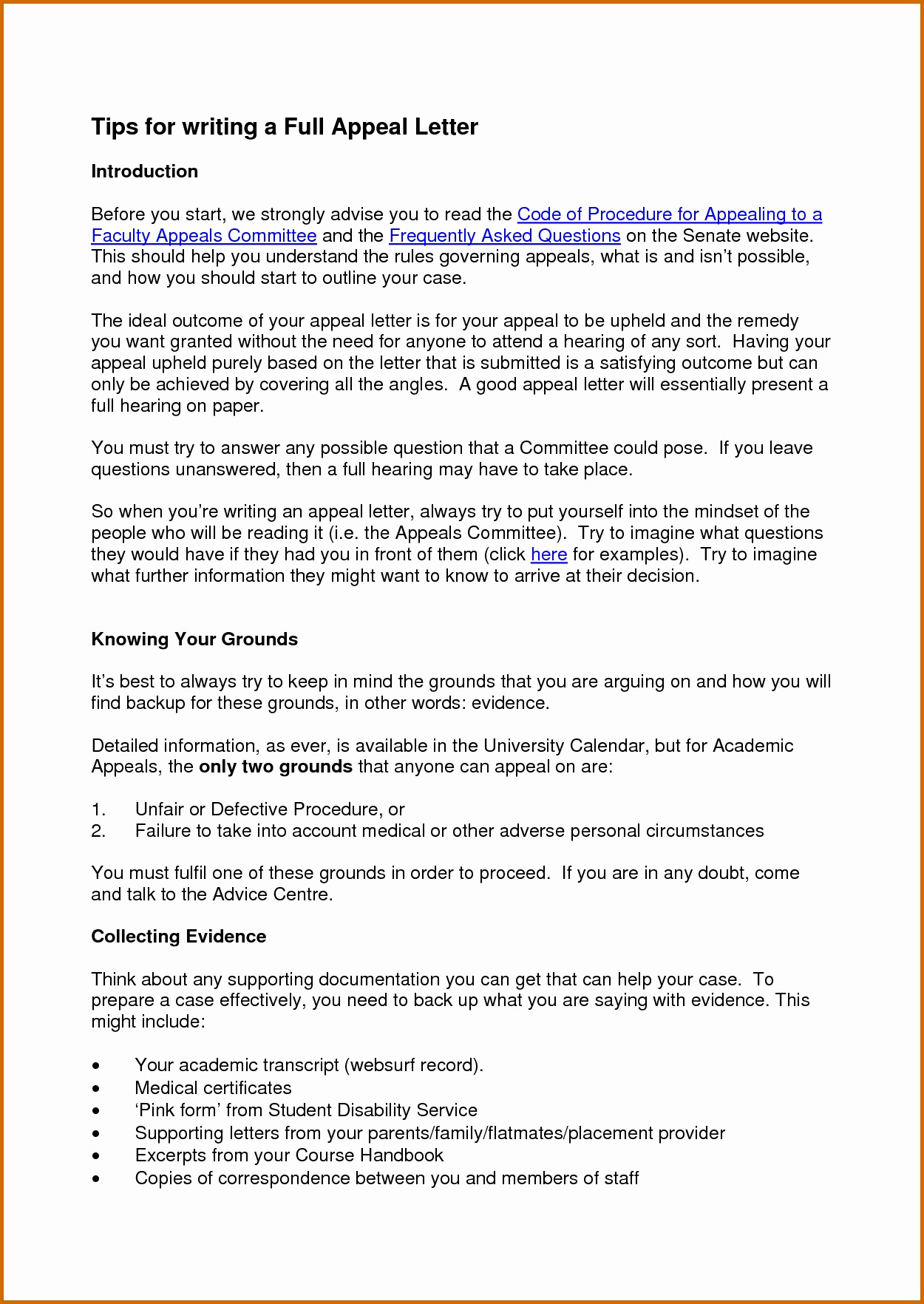 Letter to Senator Template - Best Resume Building Sites Awesome Sample Terms Use Statement for