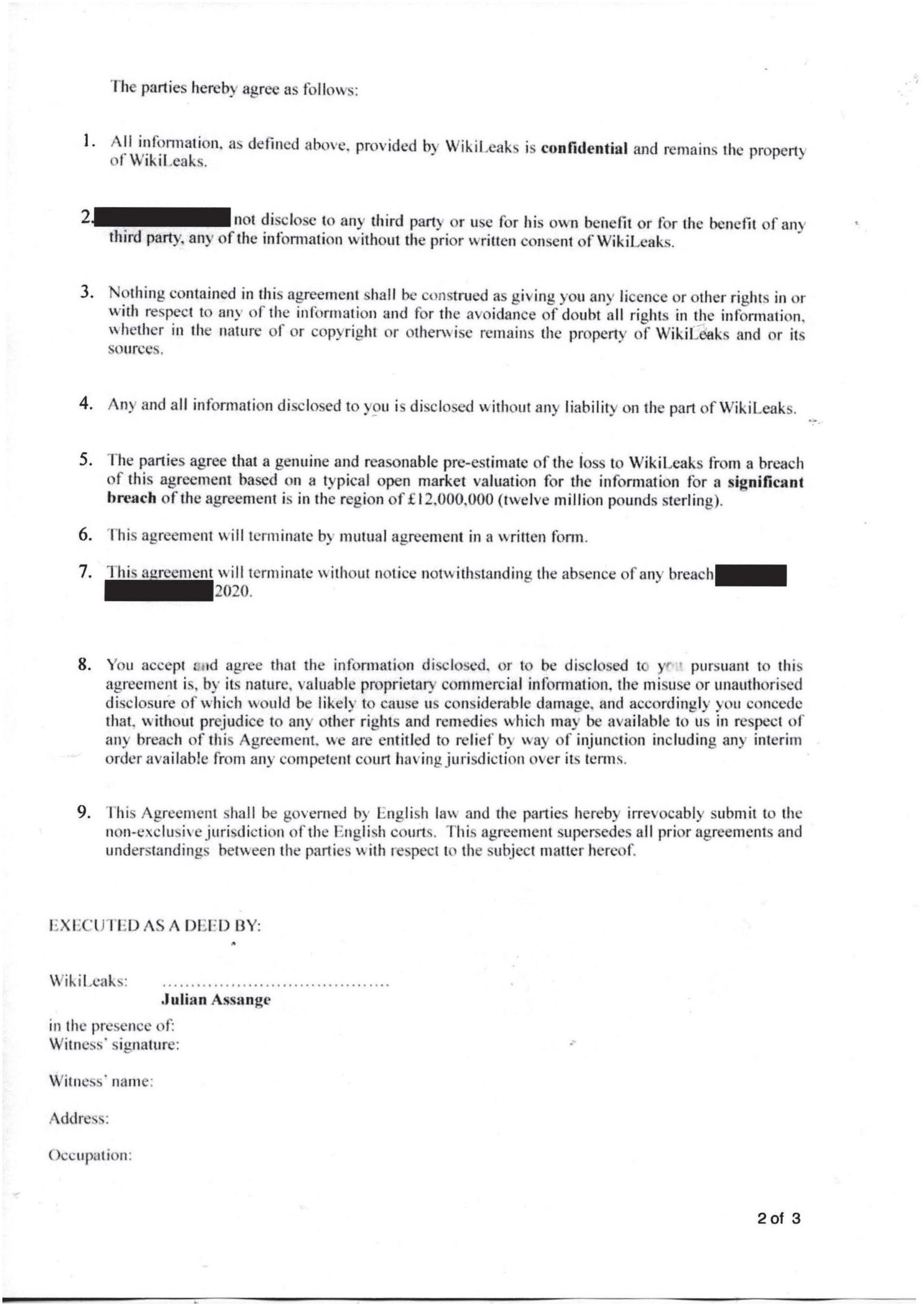 Notice Of Breach Of Contract Letter Template - Business Plan Template 2019 Notice Of Breach Of Contract Template