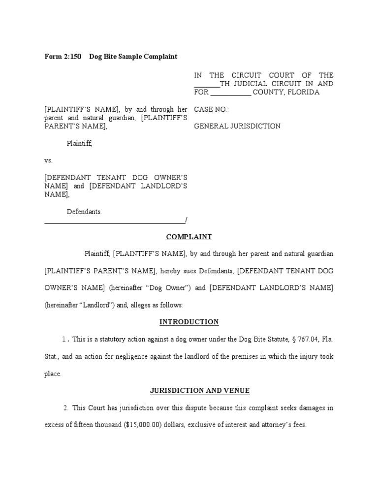Medical Negligence Complaint Letter Template - Civil Plaint Template Test format Template Drinks Menu Template
