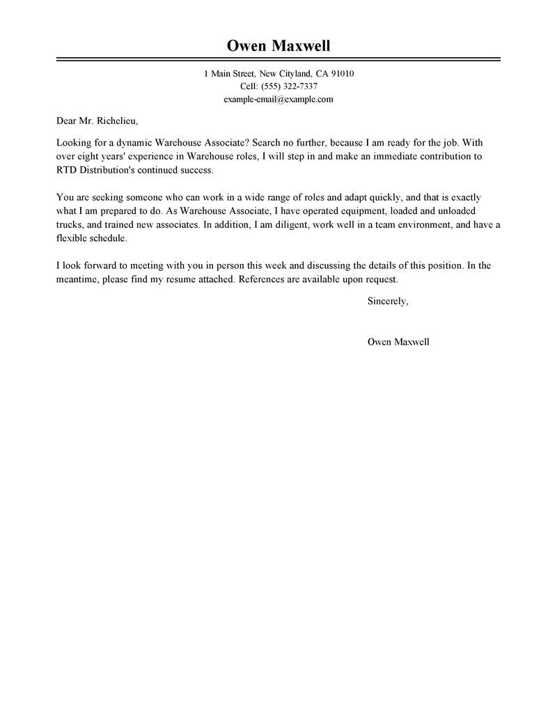 Fillable Cover Letter Template - Cover Letter Examples for Manufacturing Jobs Google Search