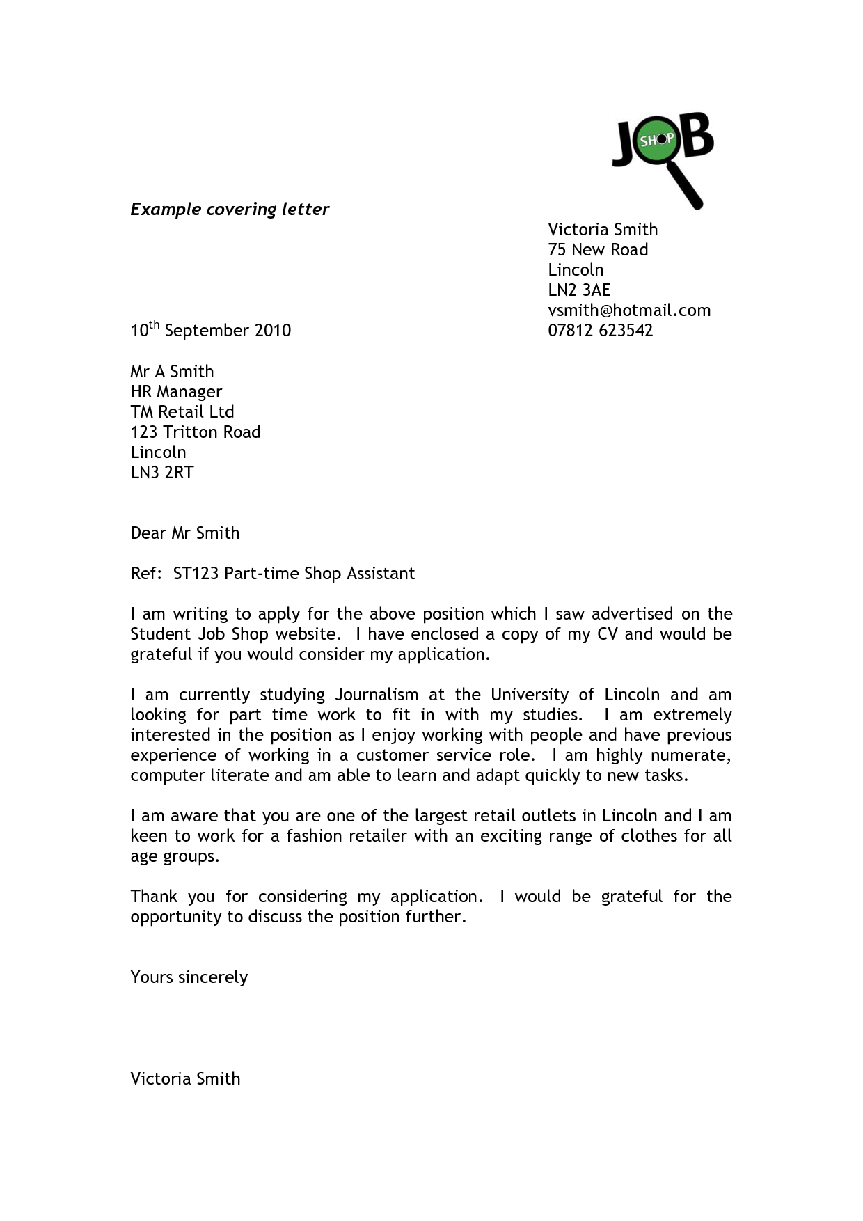Dear Seller Letter Template - Cover Letter for Resume Sales Position Writing and Editingcover