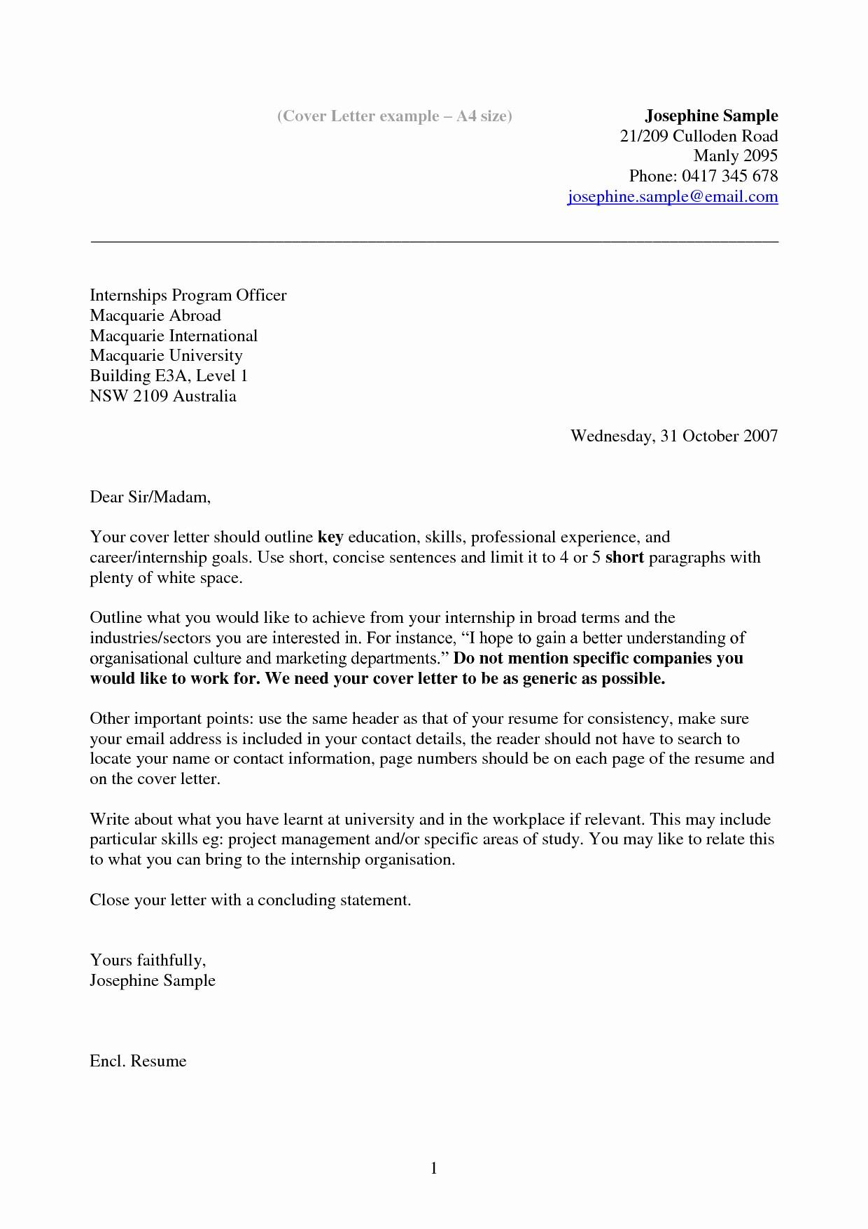Voe Letter Template - Cover Letter Smaples