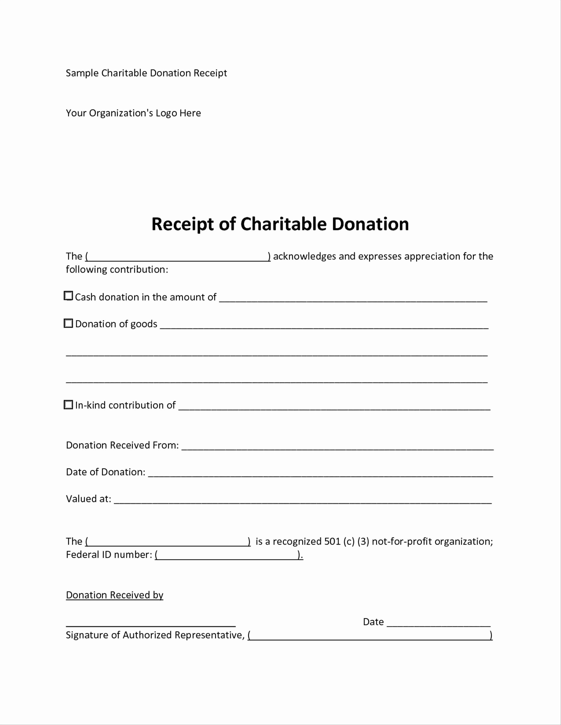 Donation Letter Template Pdf - Donation Receipt Template Awesome Writing Cover Letters for Job