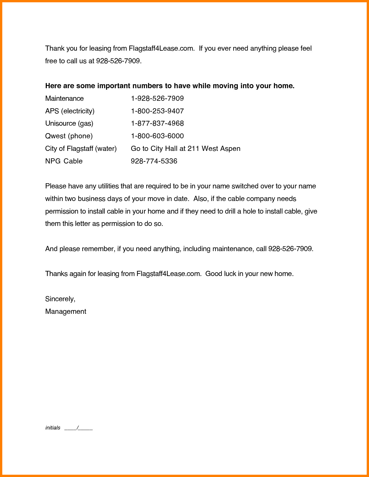 Early Lease Termination Letter To Landlord Template Samples Letter