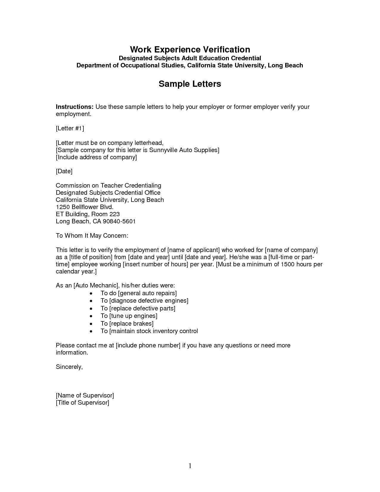 Self Employment Verification Letter Template - Employment Certificate format with Salary Fresh 6 Proof In E