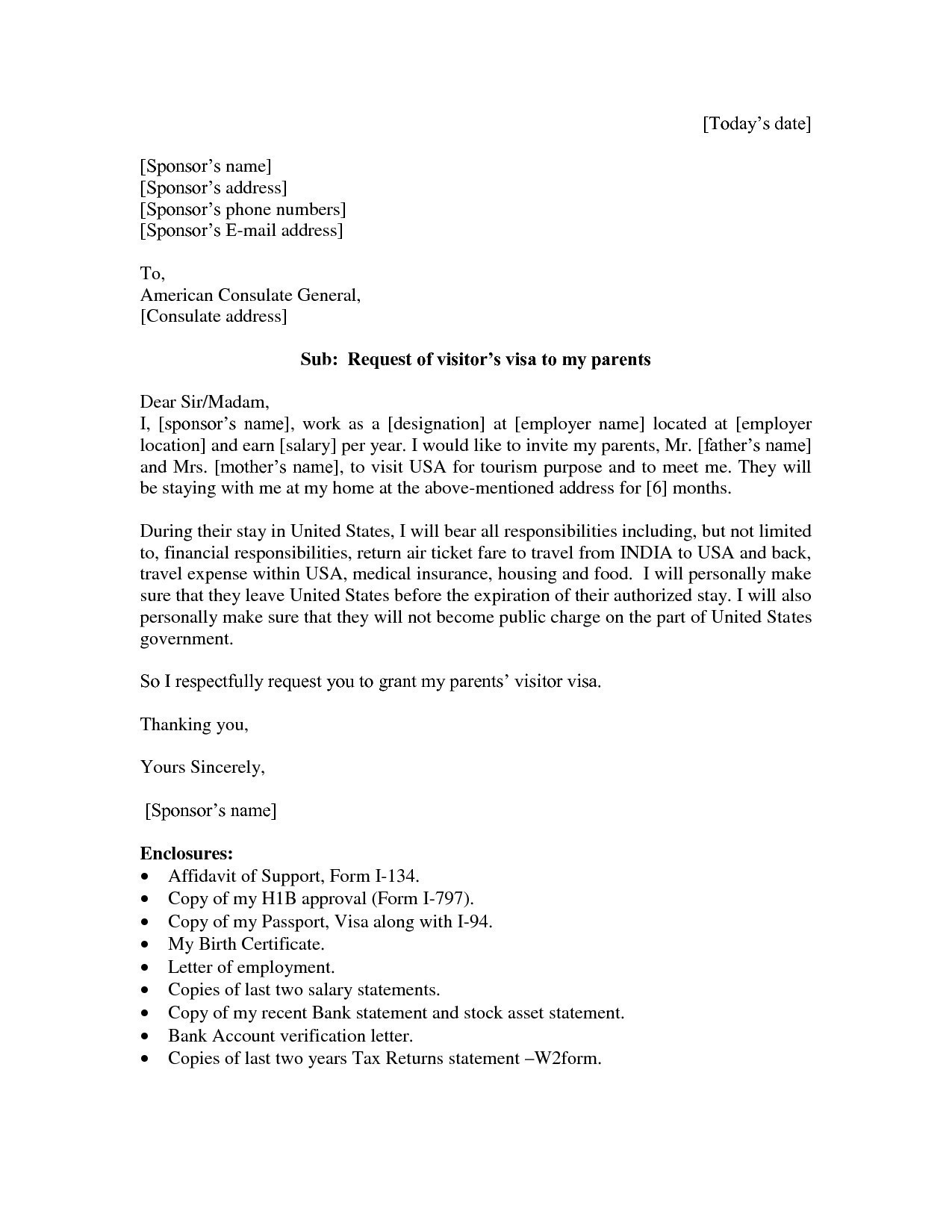 School Sponsorship Letter Template Samples | Letter Template Collection