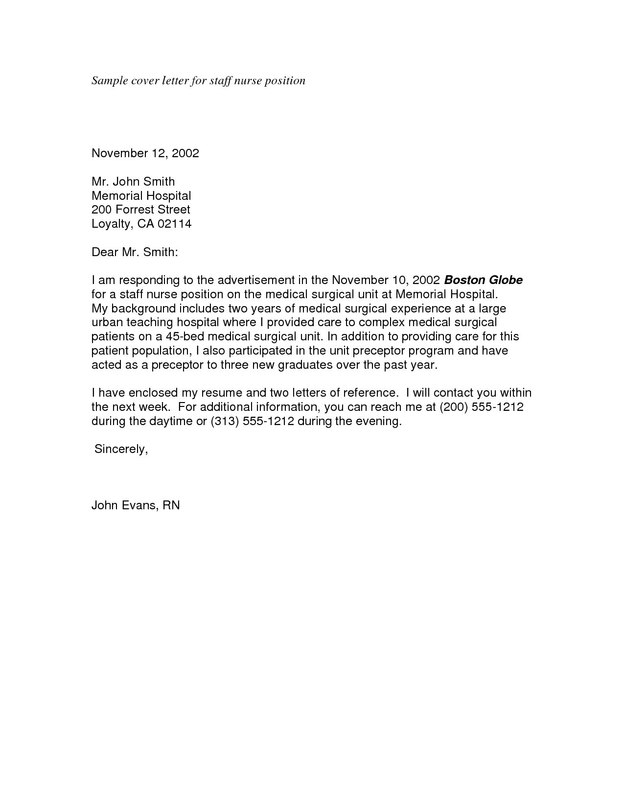Apple Cover Letter Template - Example Cover Letters for Resume Best Cover Letter for Resume