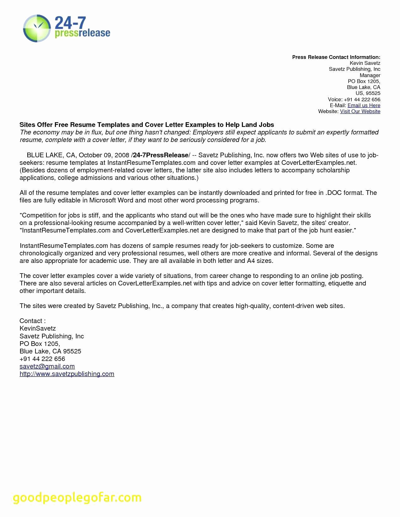 Employment Offer Letter Template California - Fer Letter Template