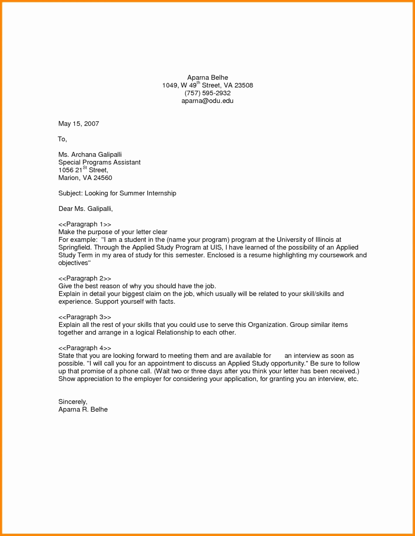 Promise Of Employment Letter Template - Financial Support Agreement Template Inspirational Guarantor Letter