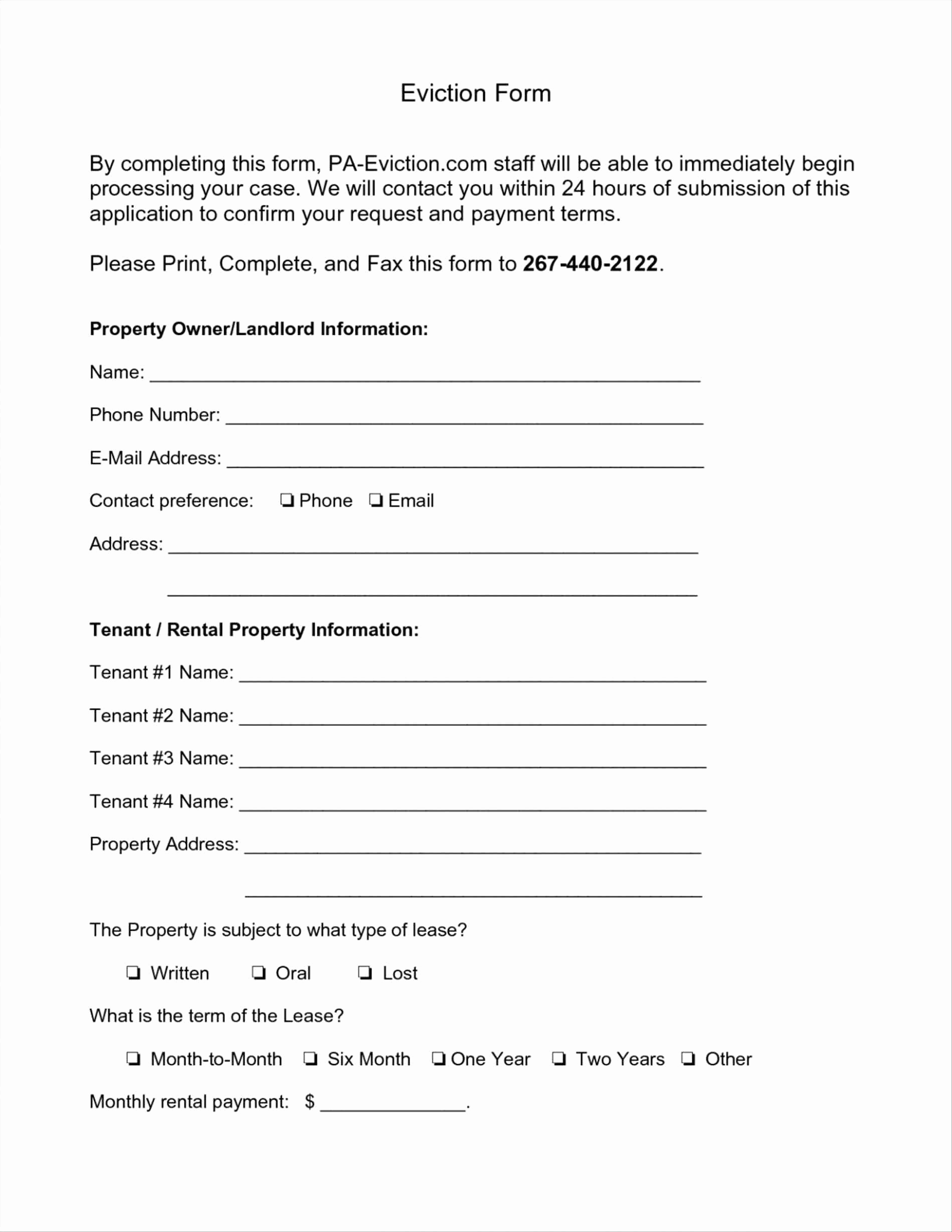 Eviction Letter Template Florida - Florida Eviction Notice form Fresh Lease Agreement Alabama New 10