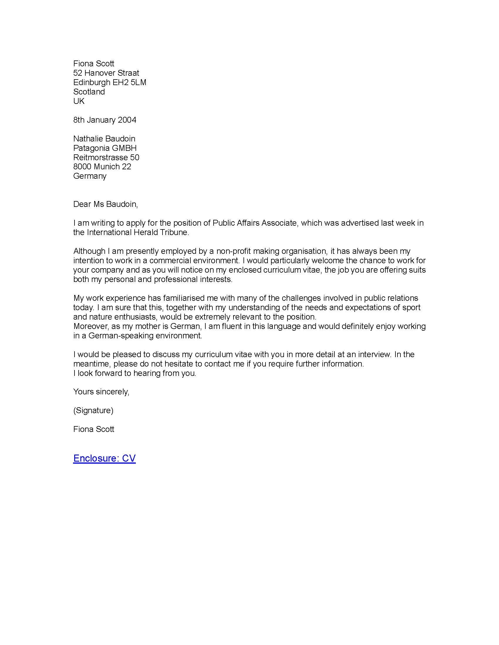 Donation Reminder Letter Template - formal Business Letter Applying for A Job