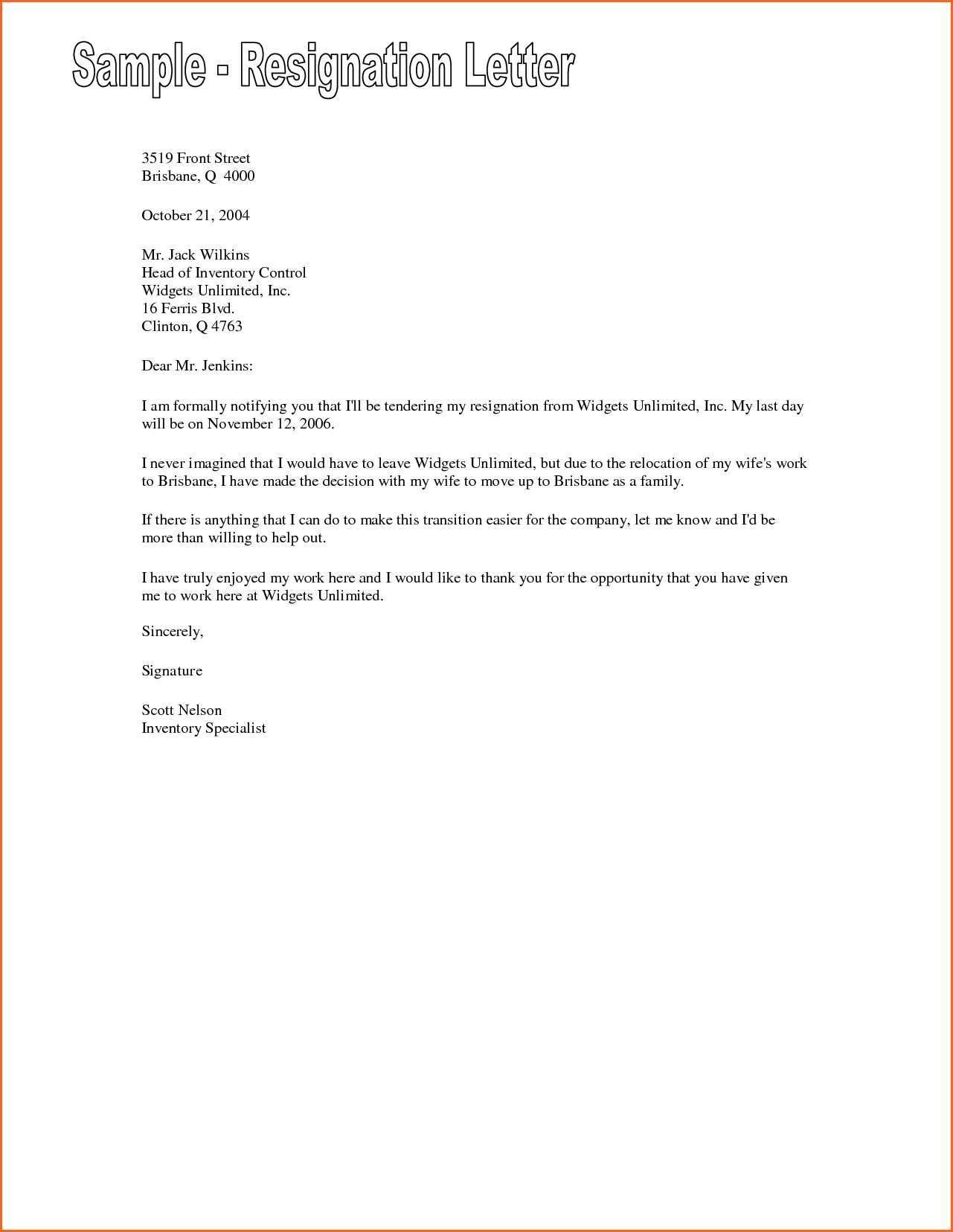 Retirement Letter To Employer Template Format From Fresh