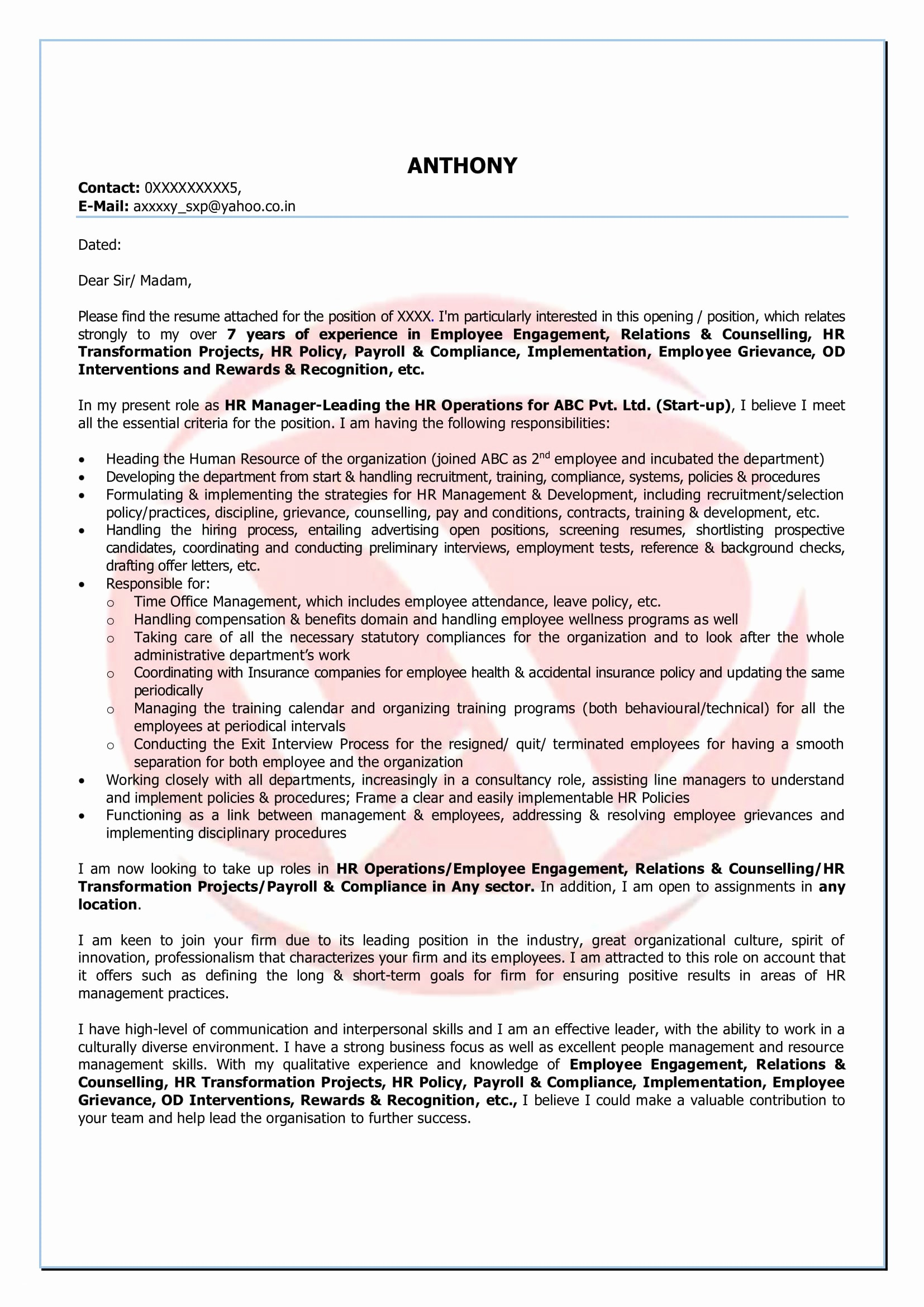 Due Diligence Letter Template - Free Letter Templates Beautiful Hr Due Diligence Checklist