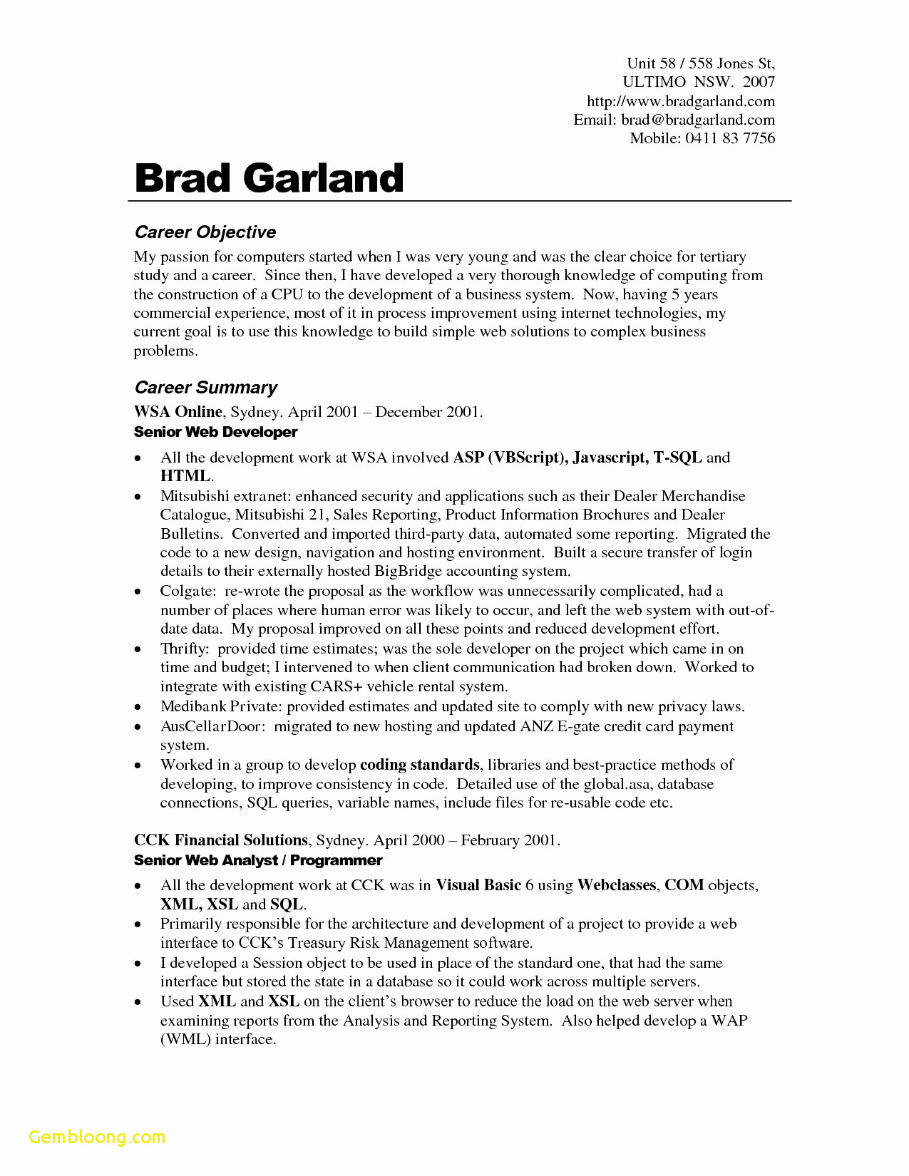 Modern Resume and Cover Letter Template - Free Modern Resume Template Download Od Consultant Cover Letter