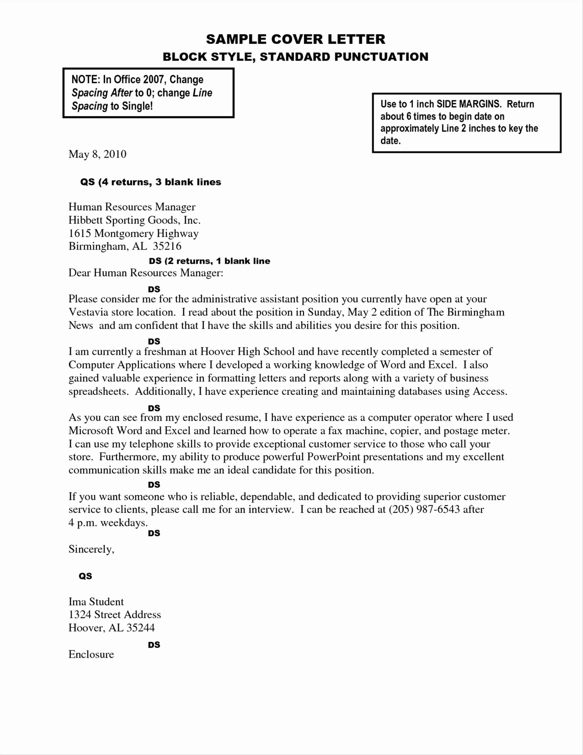 Free form Letter Template - Free Sample Cover Letter Template Free Cover Letter Templates for