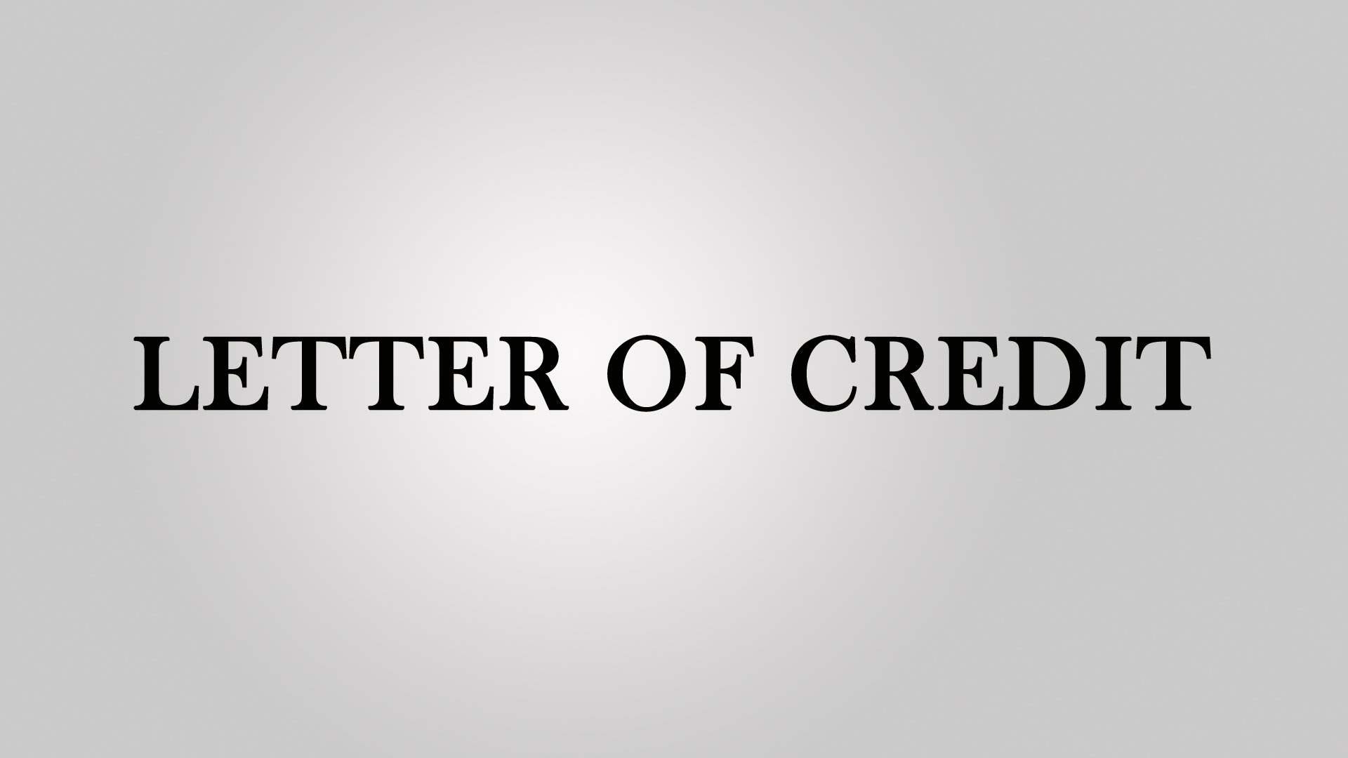 Irrevocable Standby Letter Of Credit Template - Free Templates 2019 Loan Against Letter Of Credit