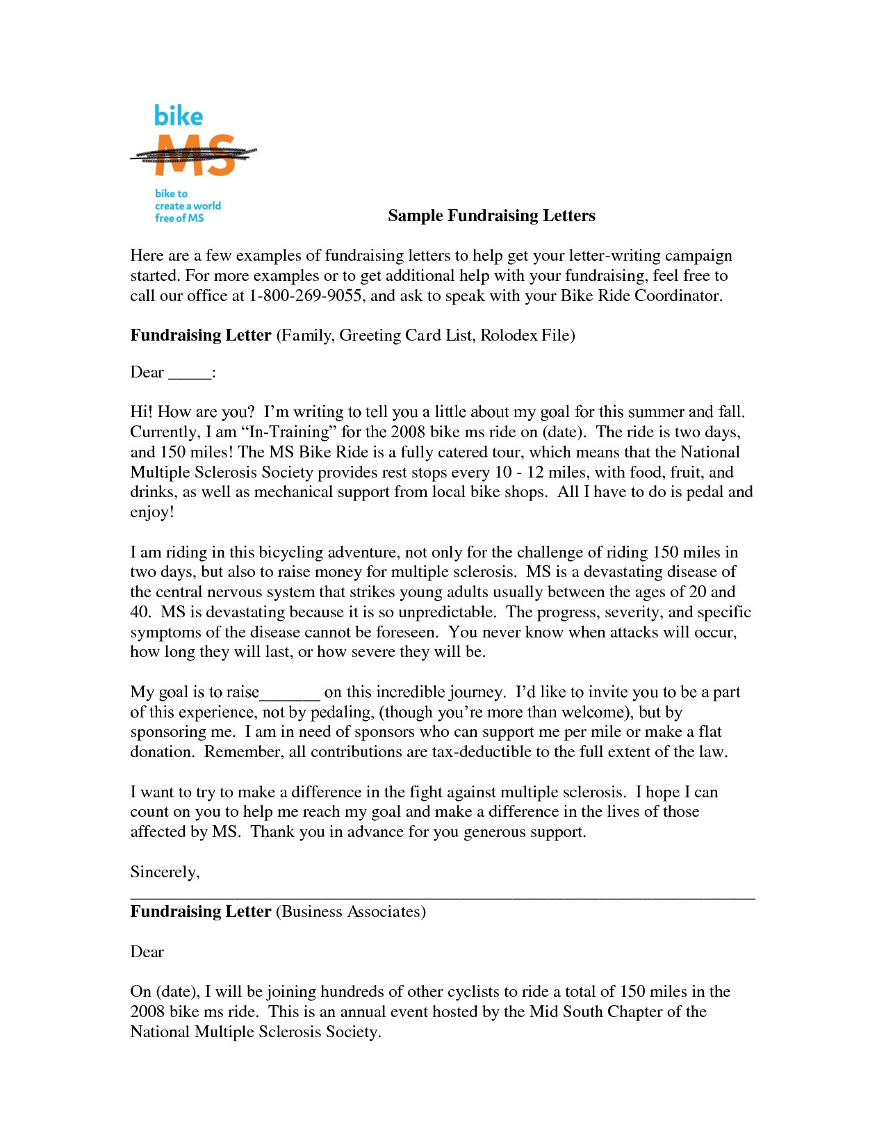 Donation Letter Template for Fundraiser - Fundraising Appeal Letter format Best Sample Fundraising Letter
