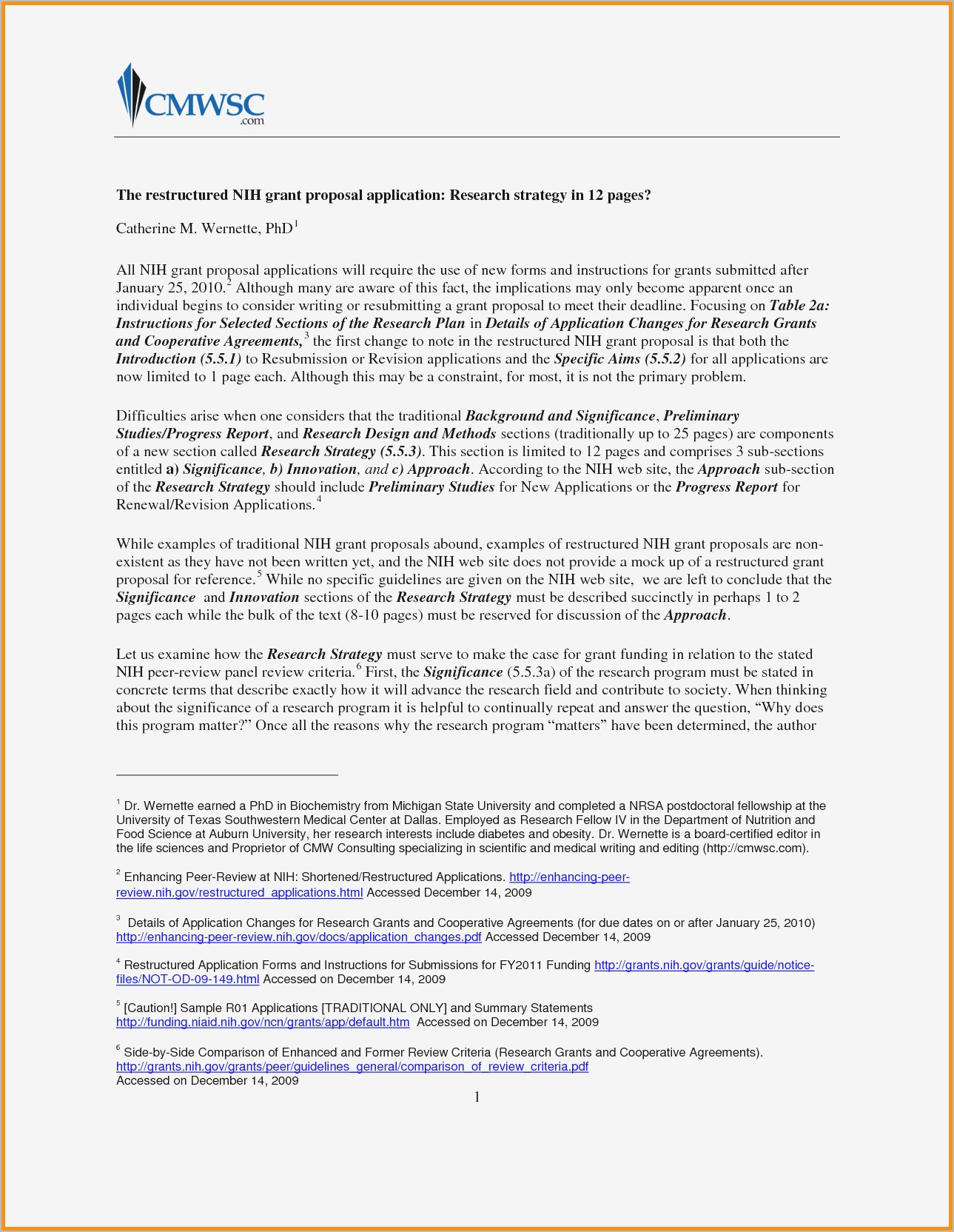 Grant Cover Letter Template - Grant Proposal Sample Samples