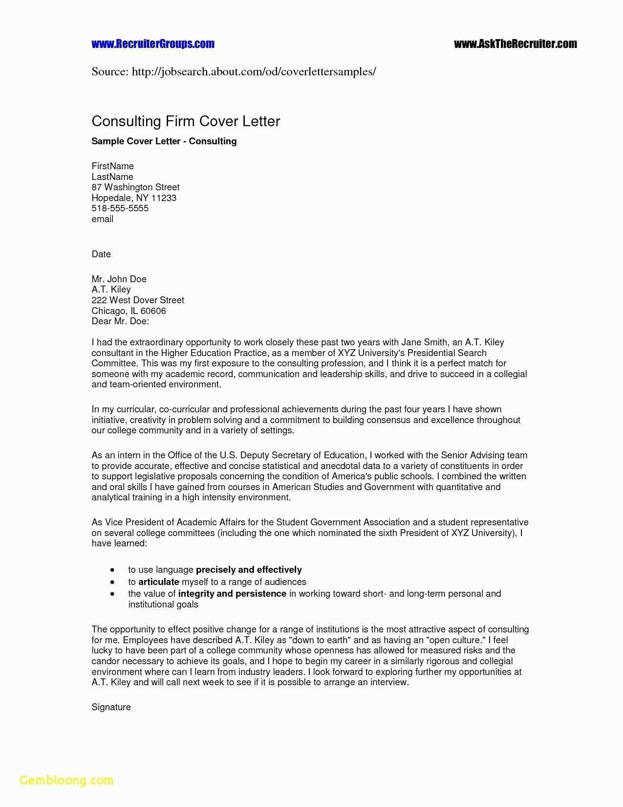 Cover Letter Template Fill In Examples | Letter Template ...