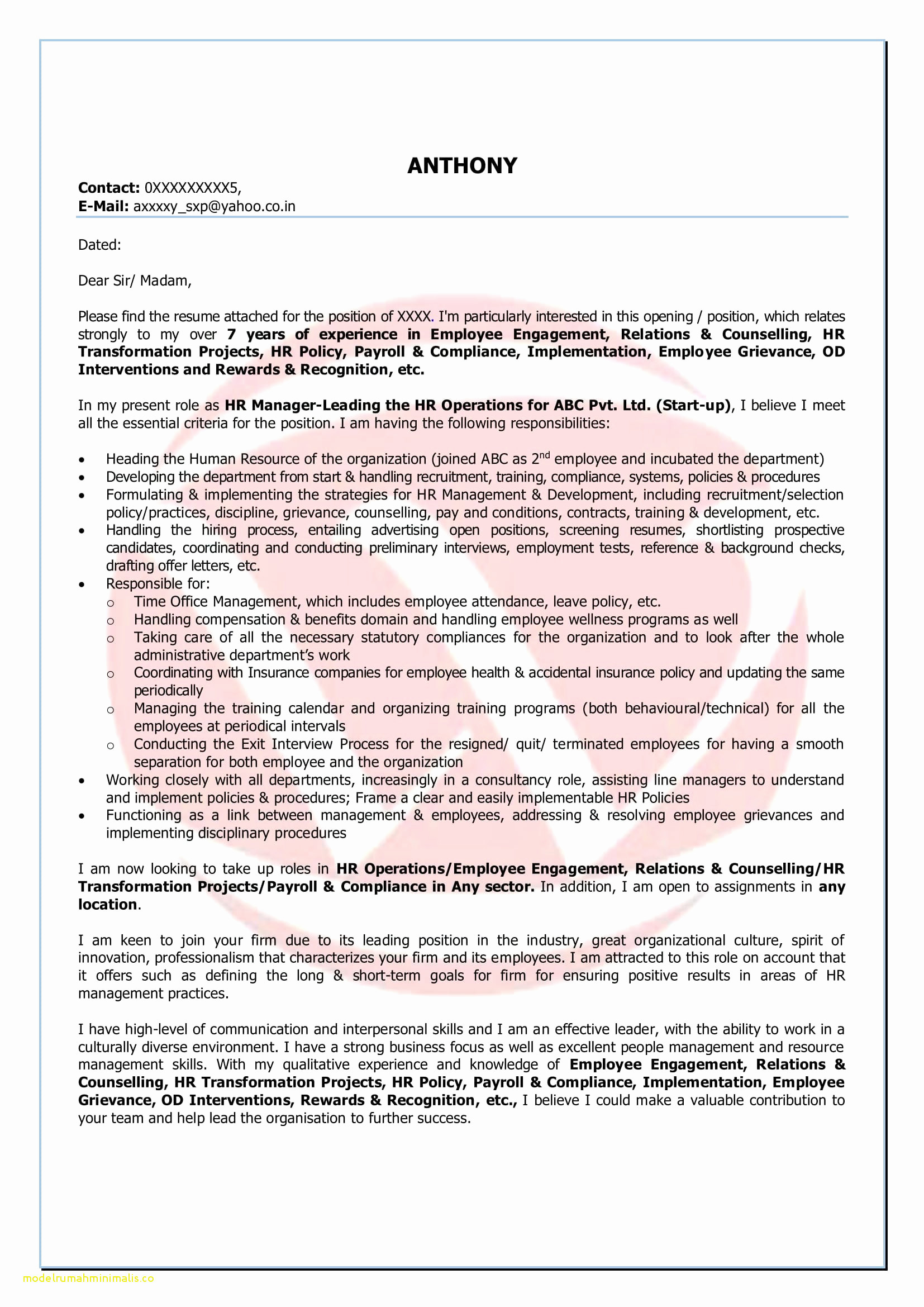 Mortgage Default Letter Template - Hardship Letter for Mortgage Luxury 31 Lovely Job Letter for