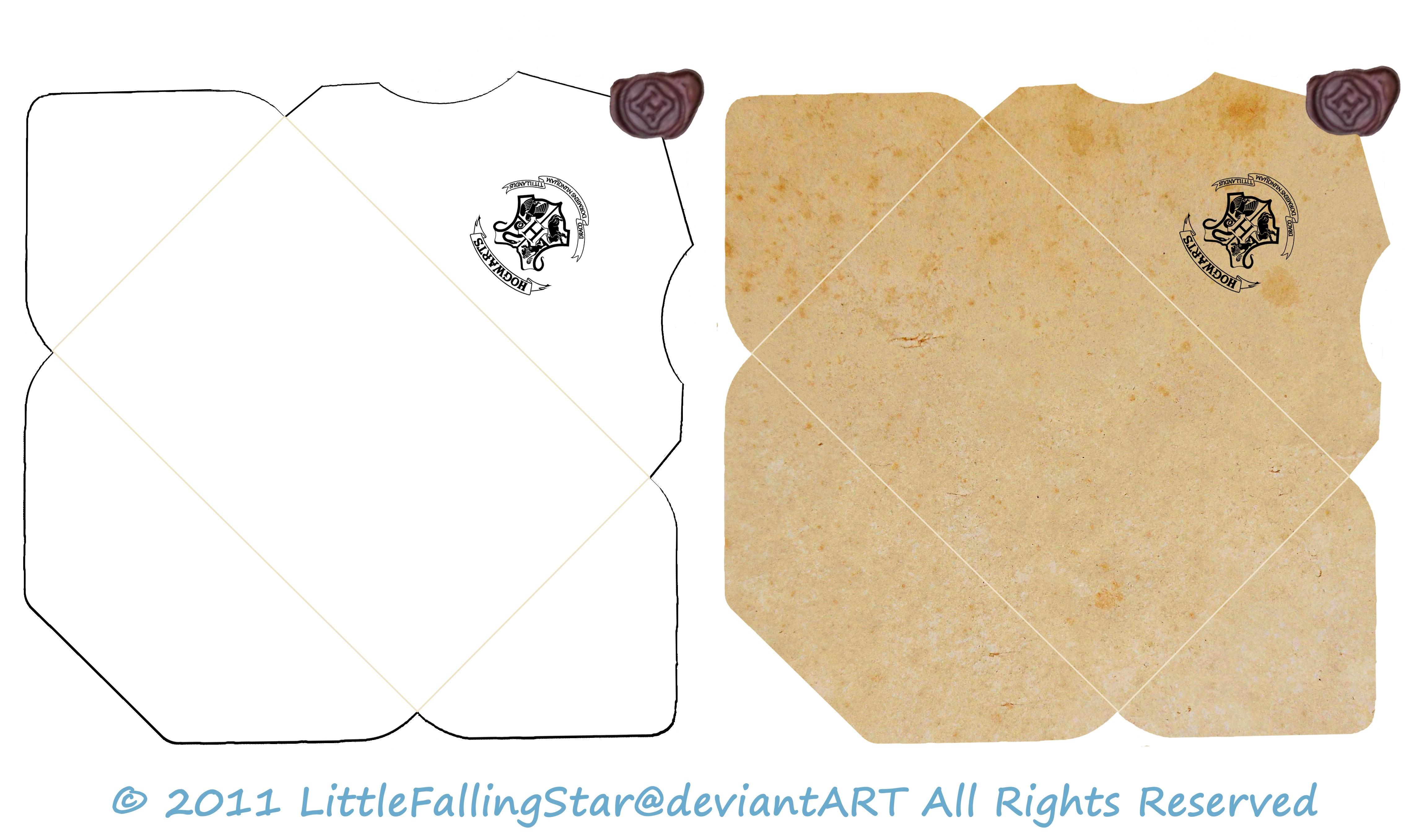 hogwarts acceptance letter envelope template printable hogwarts acceptance letter envelope template printable inspirational