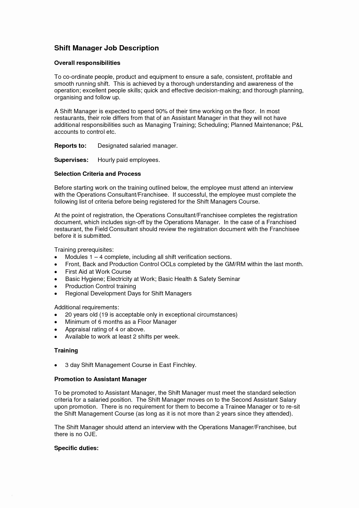Cover Letter Template Restaurant - How to Do A Cover Letter for A Resume Best Hr Generalist Resume
