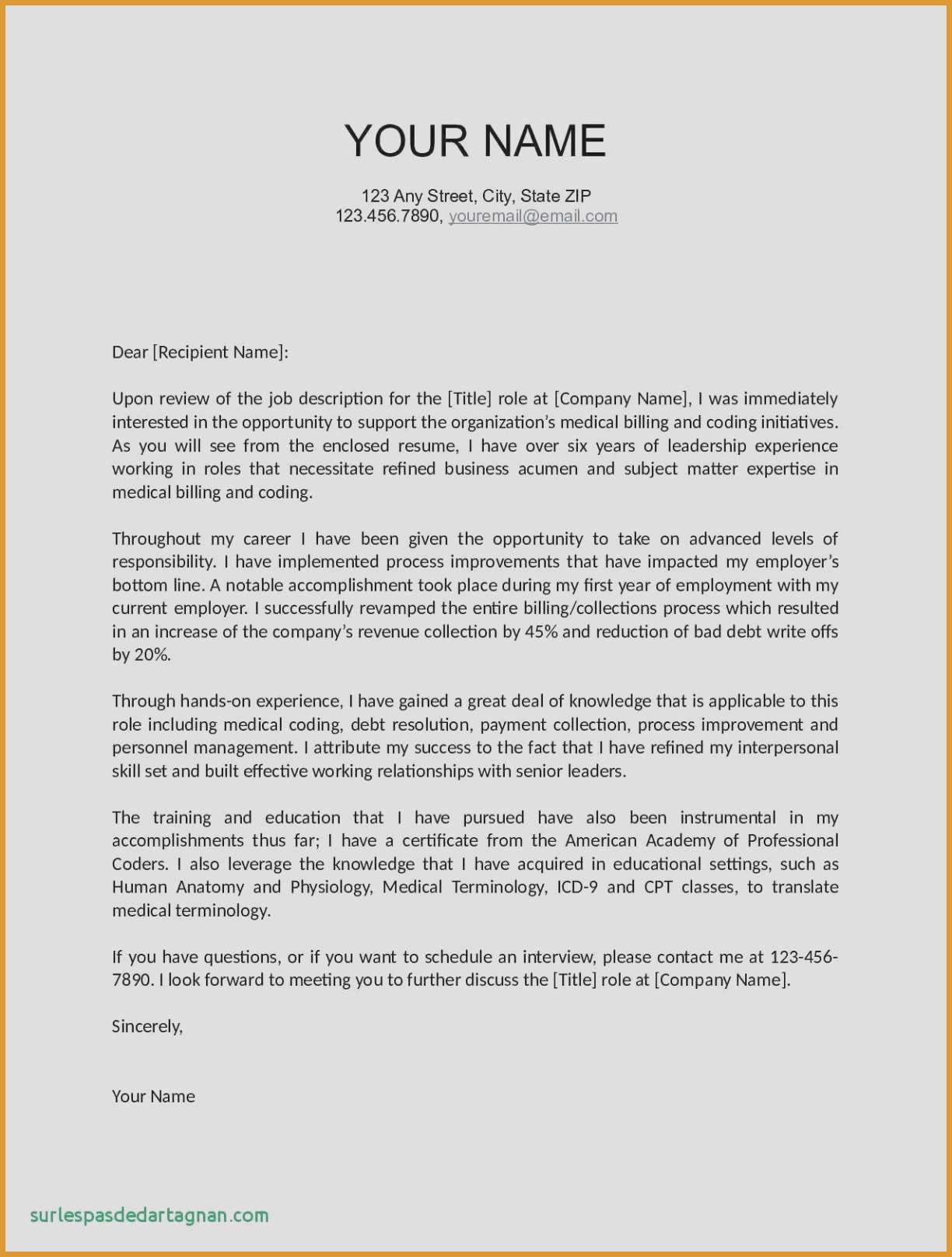Debt Consolidation Letter Template - How to Upload A Resume Lovely Job Fer Letter Template Us Copy Od