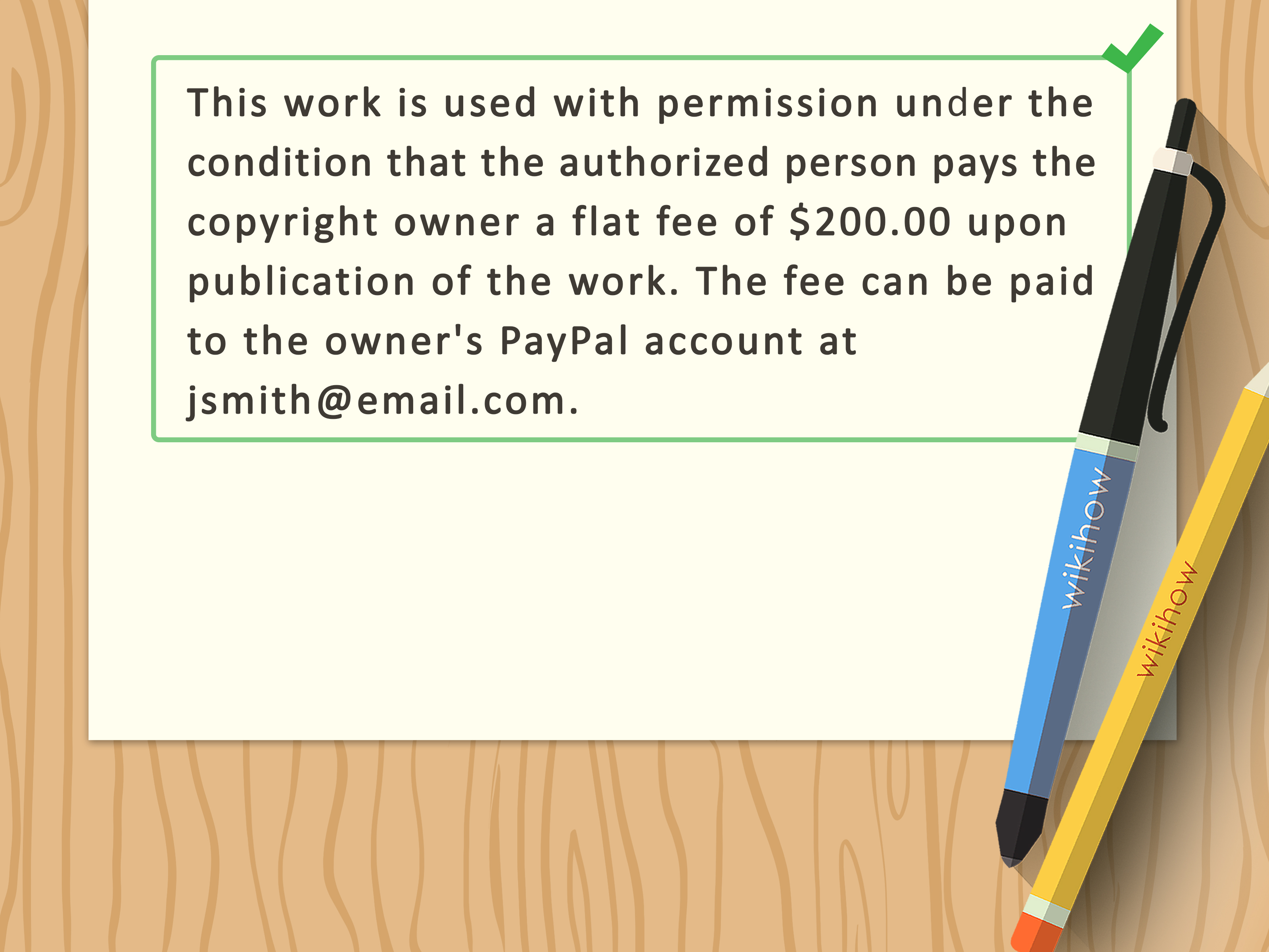 Copyright Permission Letter Template - How to Write A Letter Of Permission with Sample Letters